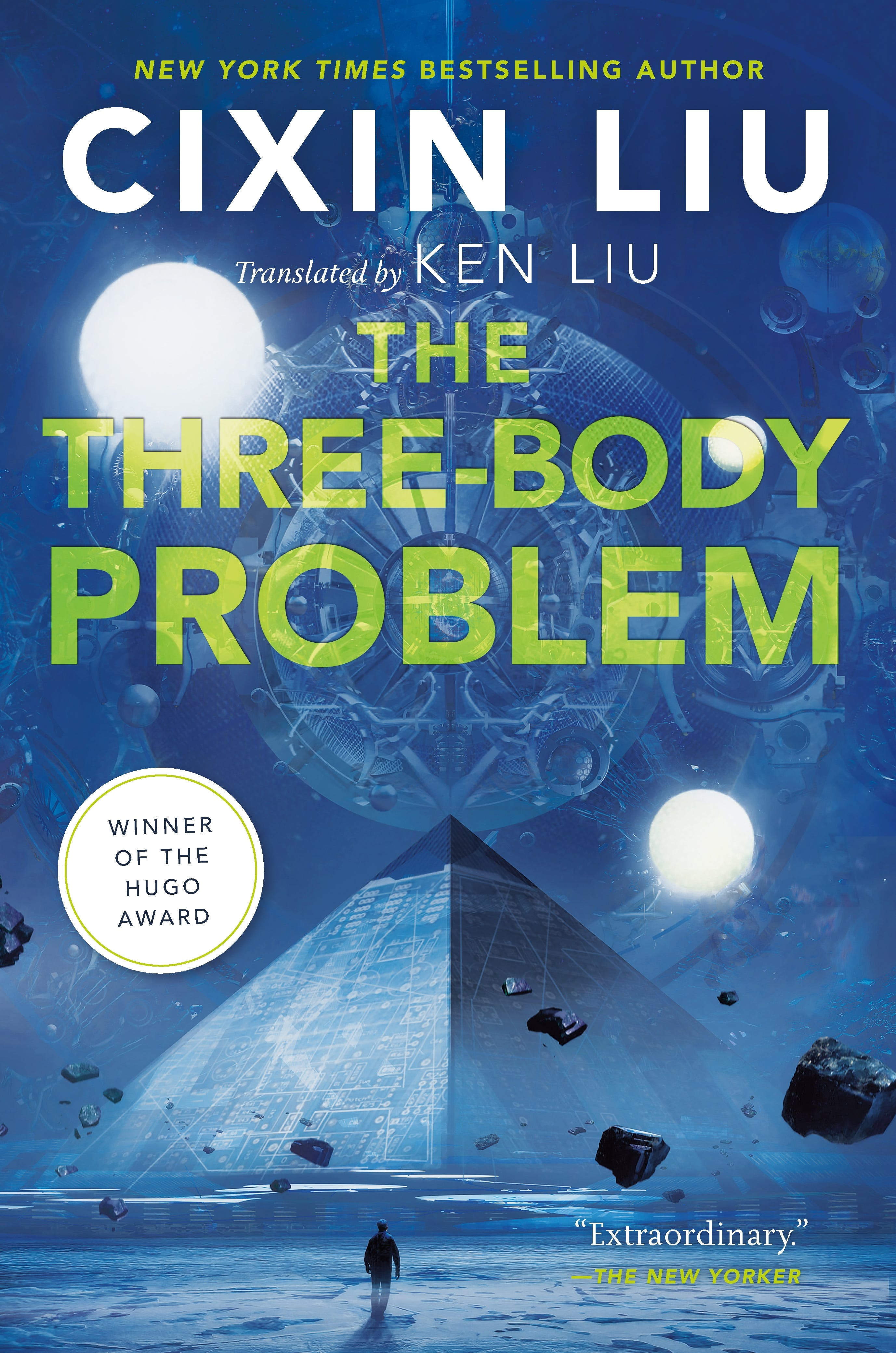 Image of The Three-Body Problem