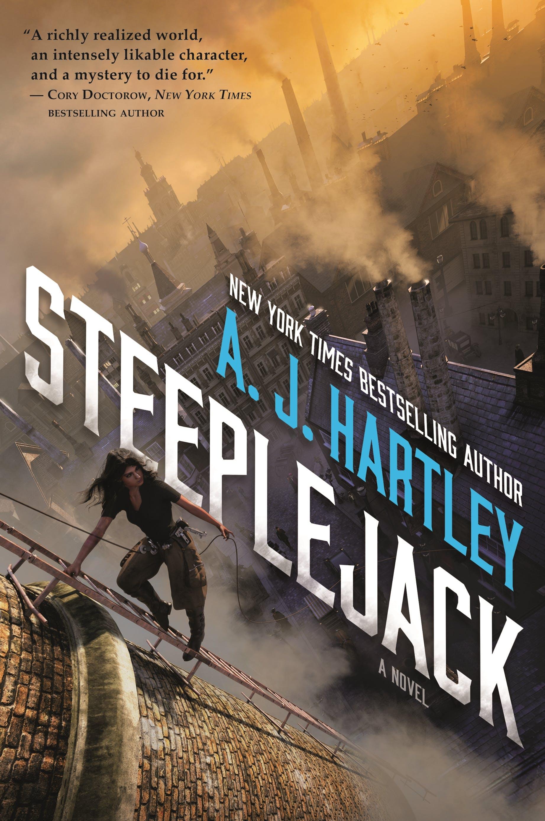 Image of Steeplejack
