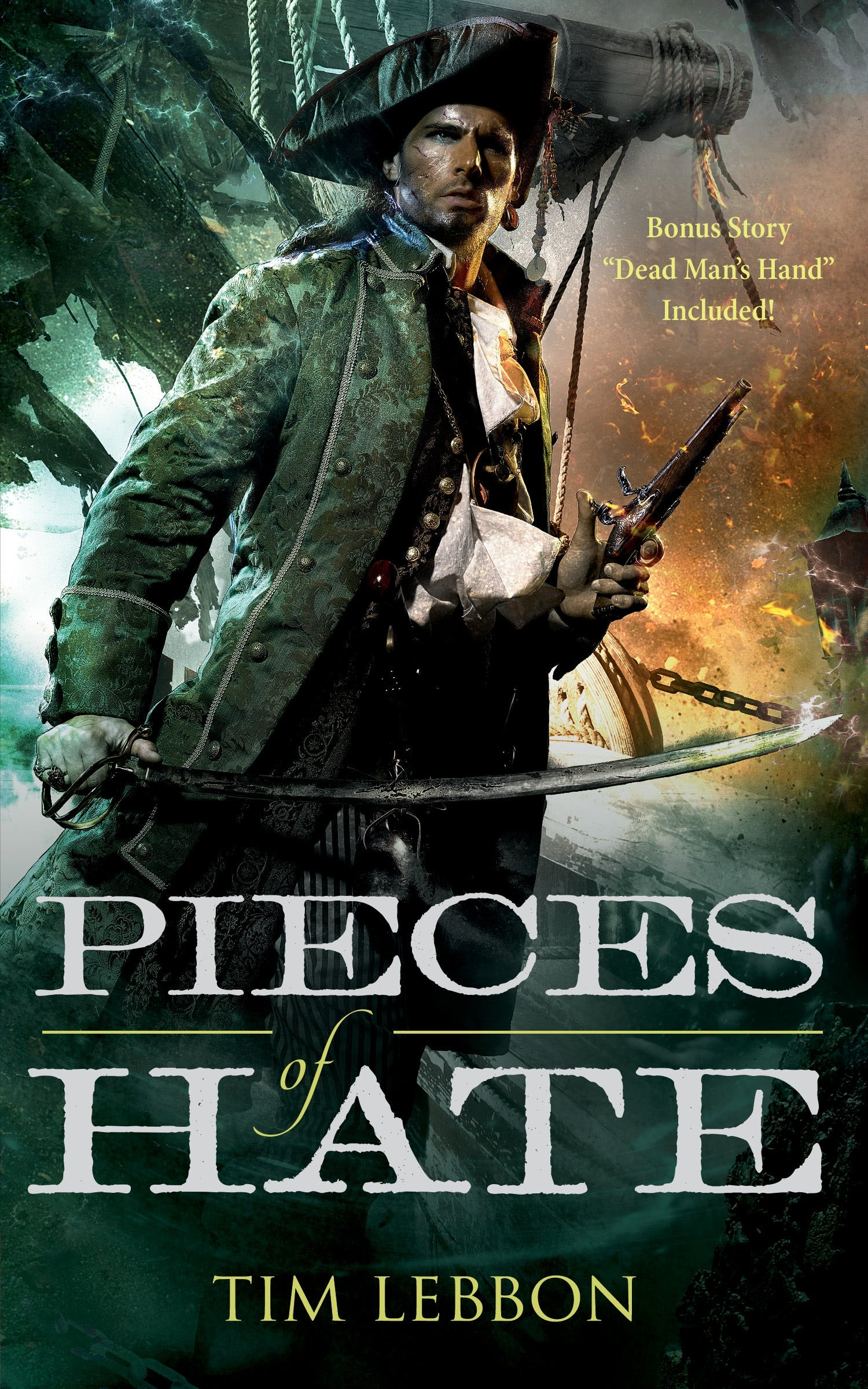 Image of Pieces of Hate