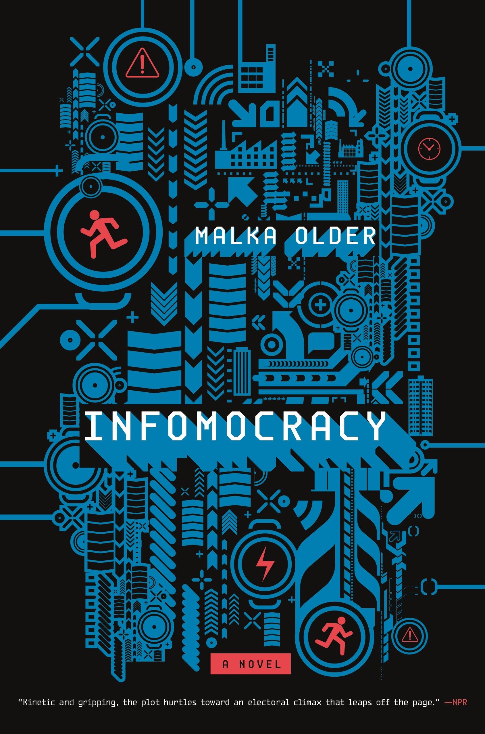 Image of Infomocracy