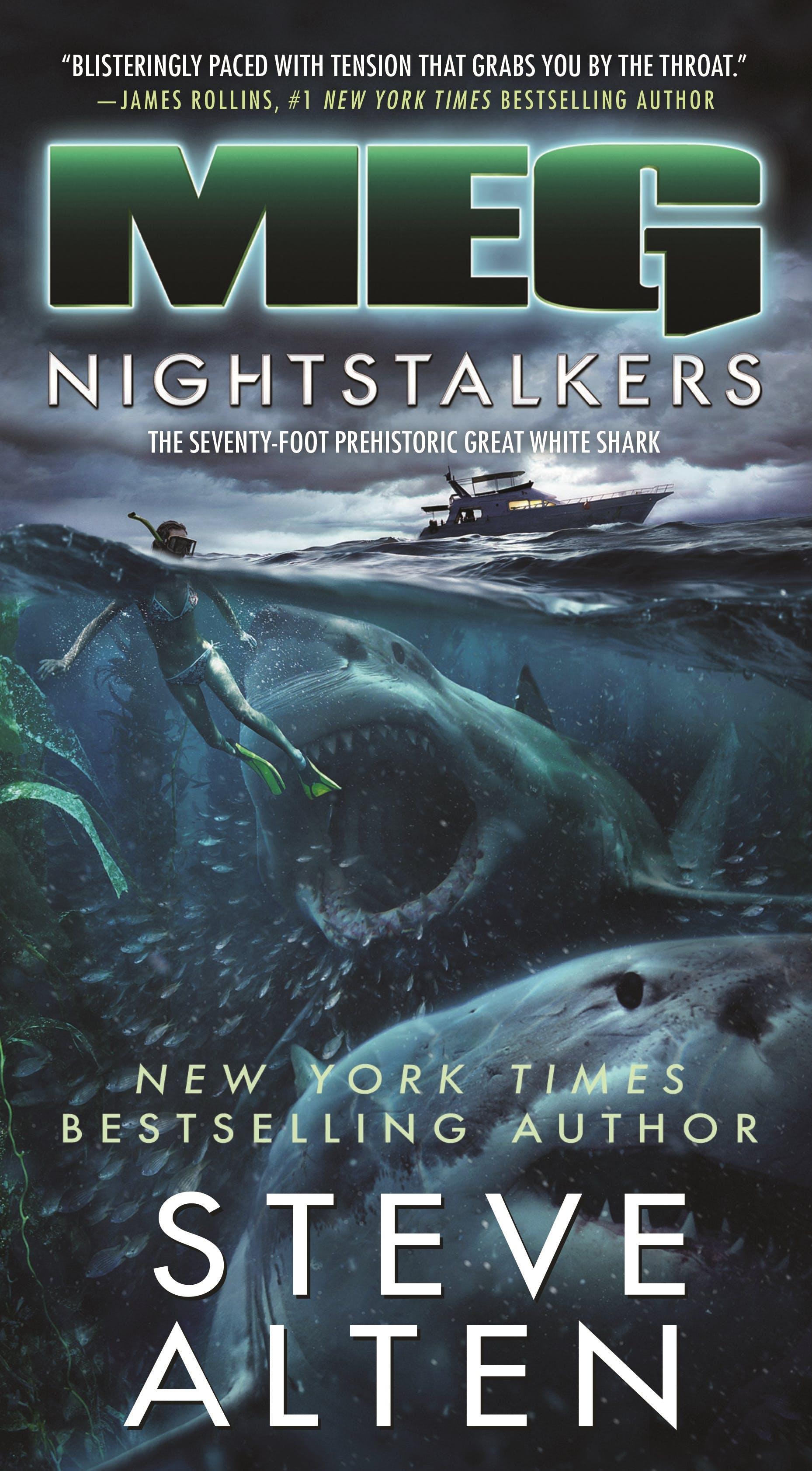Image of MEG: Nightstalkers