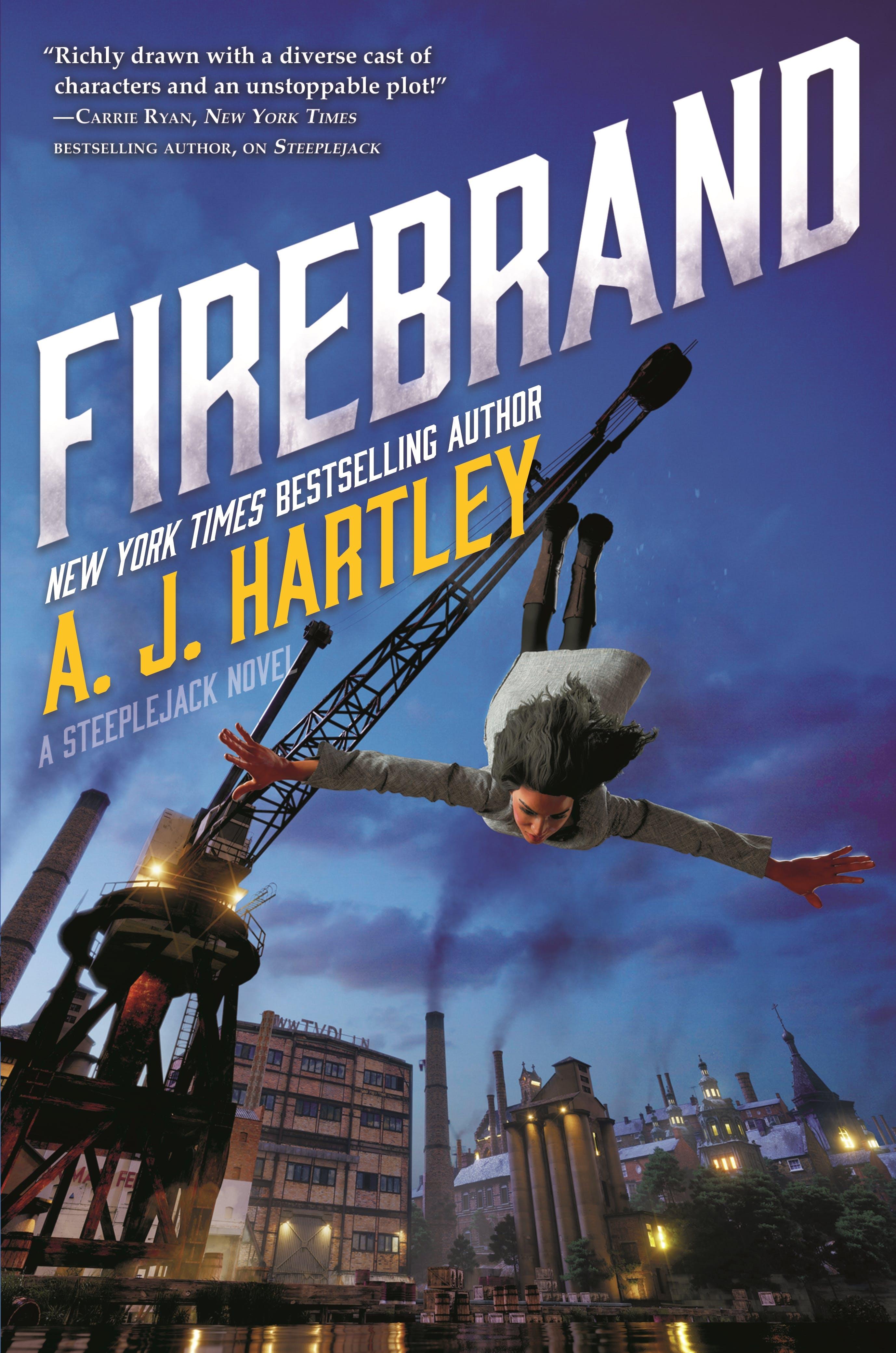 Image of Firebrand