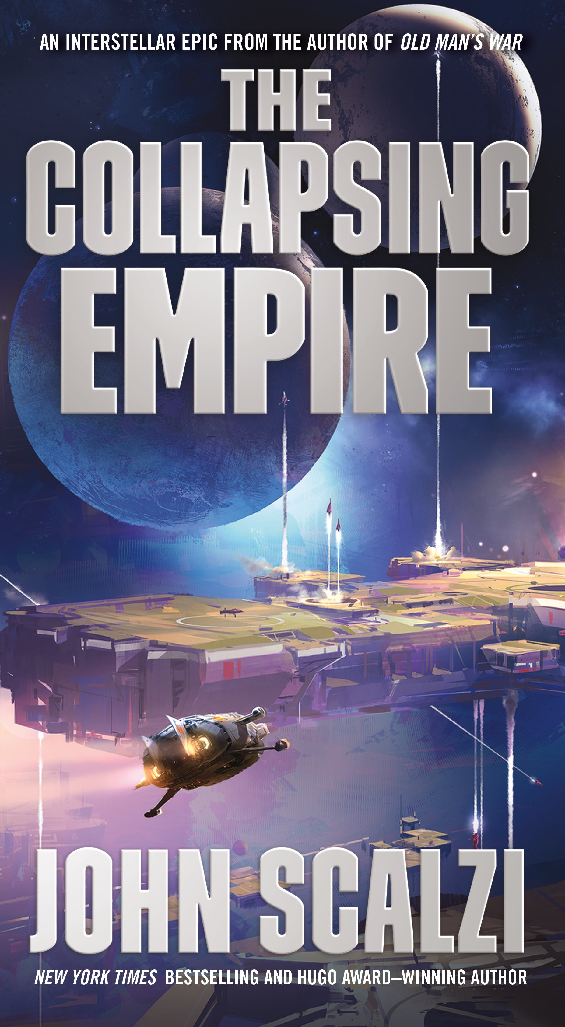 Image of The Collapsing Empire