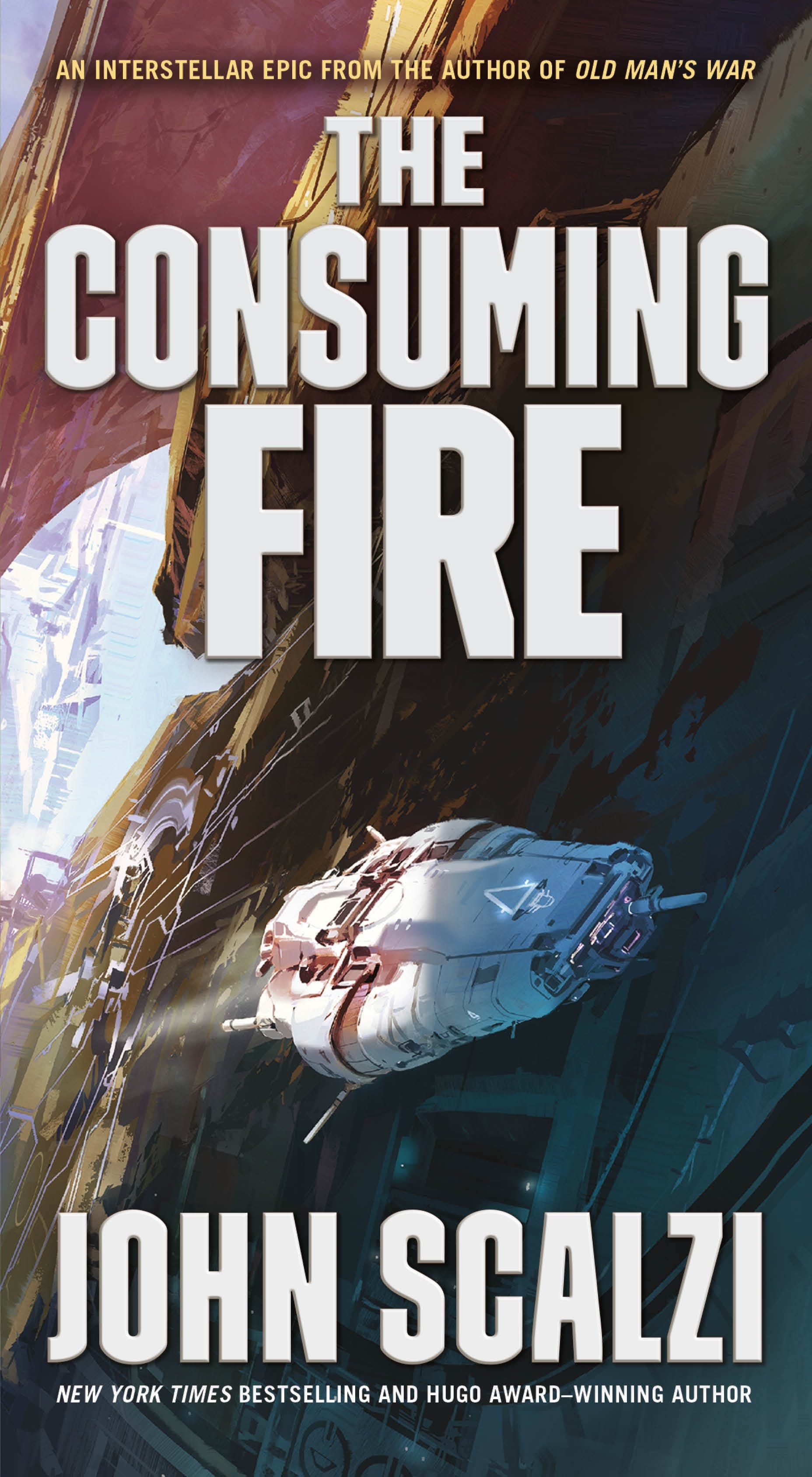 Image of The Consuming Fire