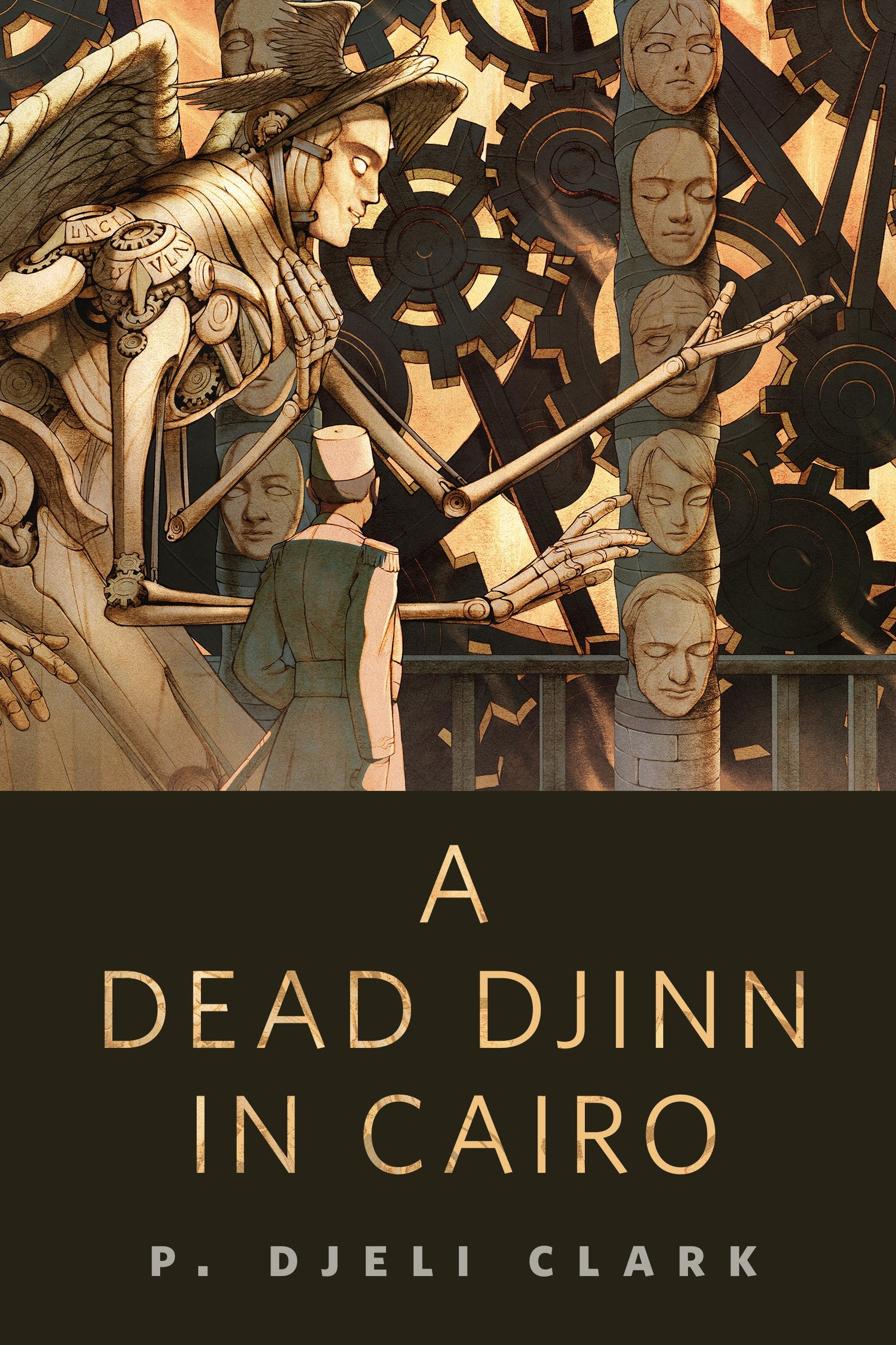 Image of A Dead Djinn in Cairo