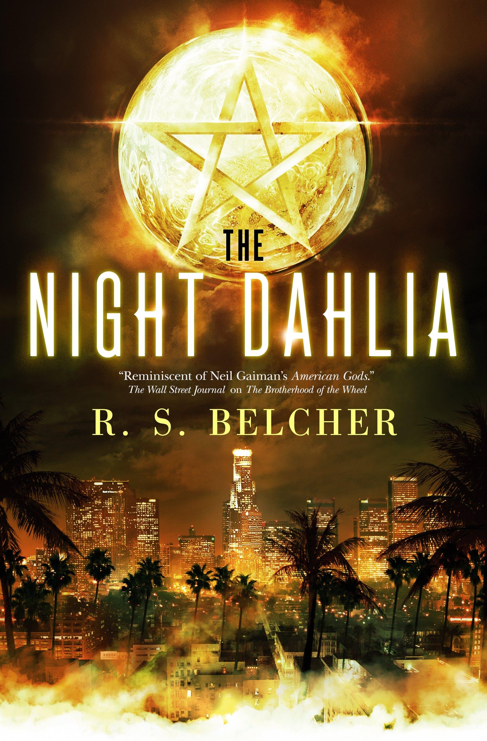 Image of The Night Dahlia
