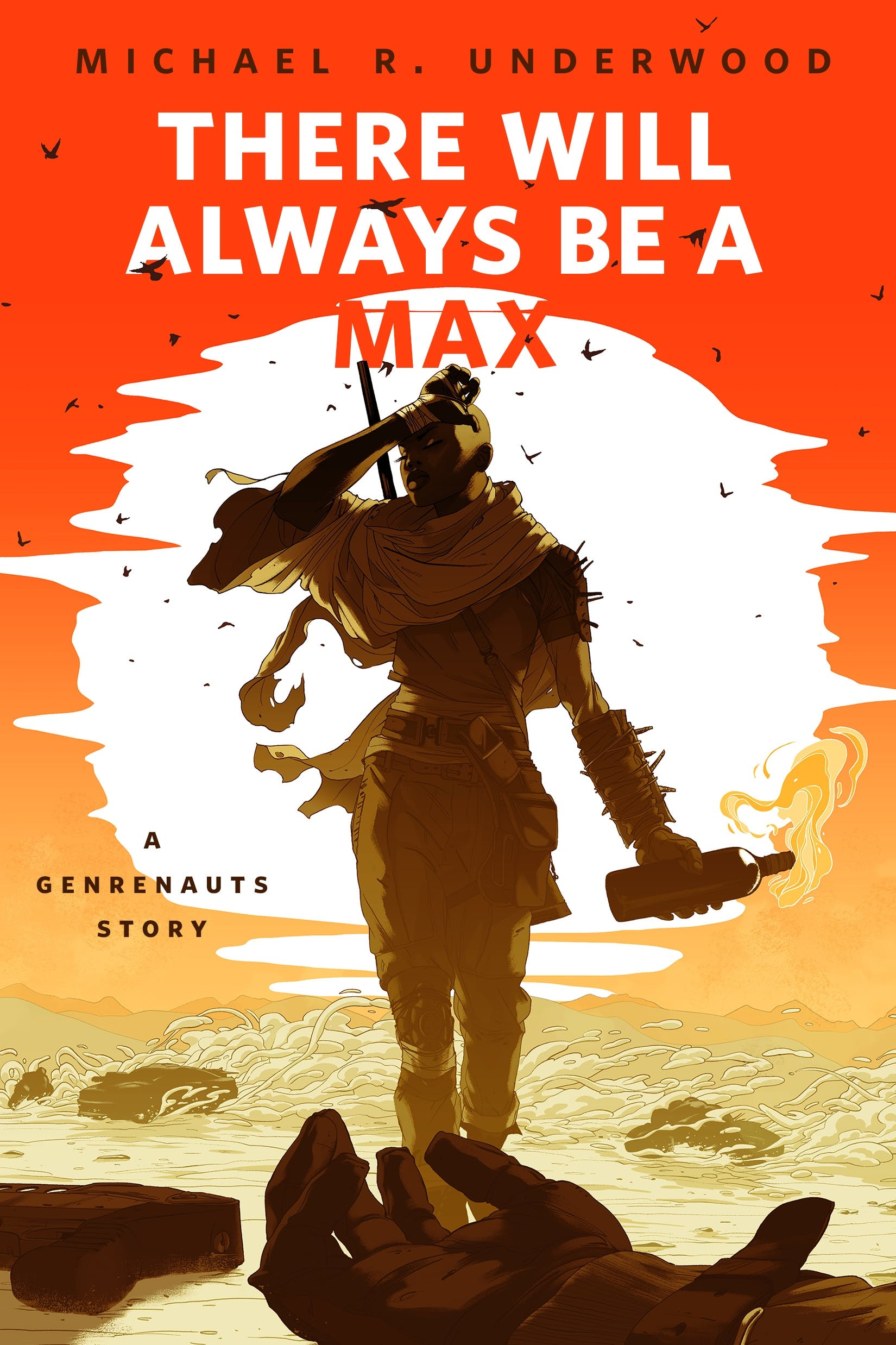 Image of There Will Always Be a Max (A Genrenauts story)