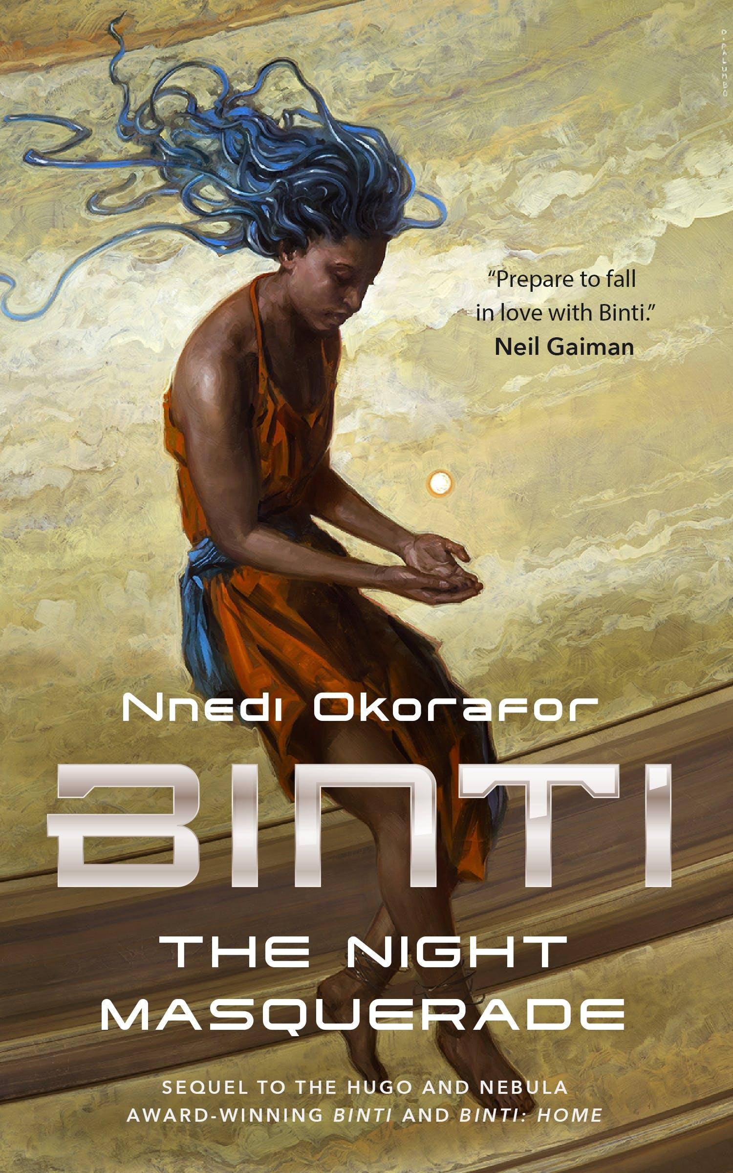 Image of Binti: The Night Masquerade