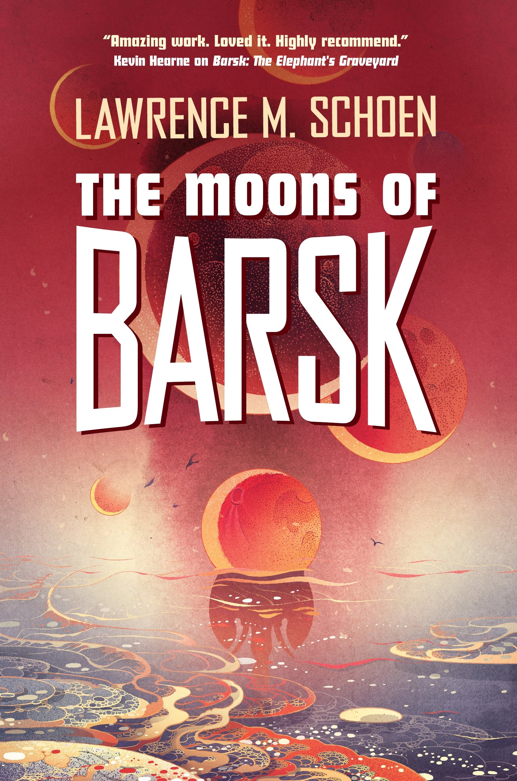 Image of The Moons of Barsk