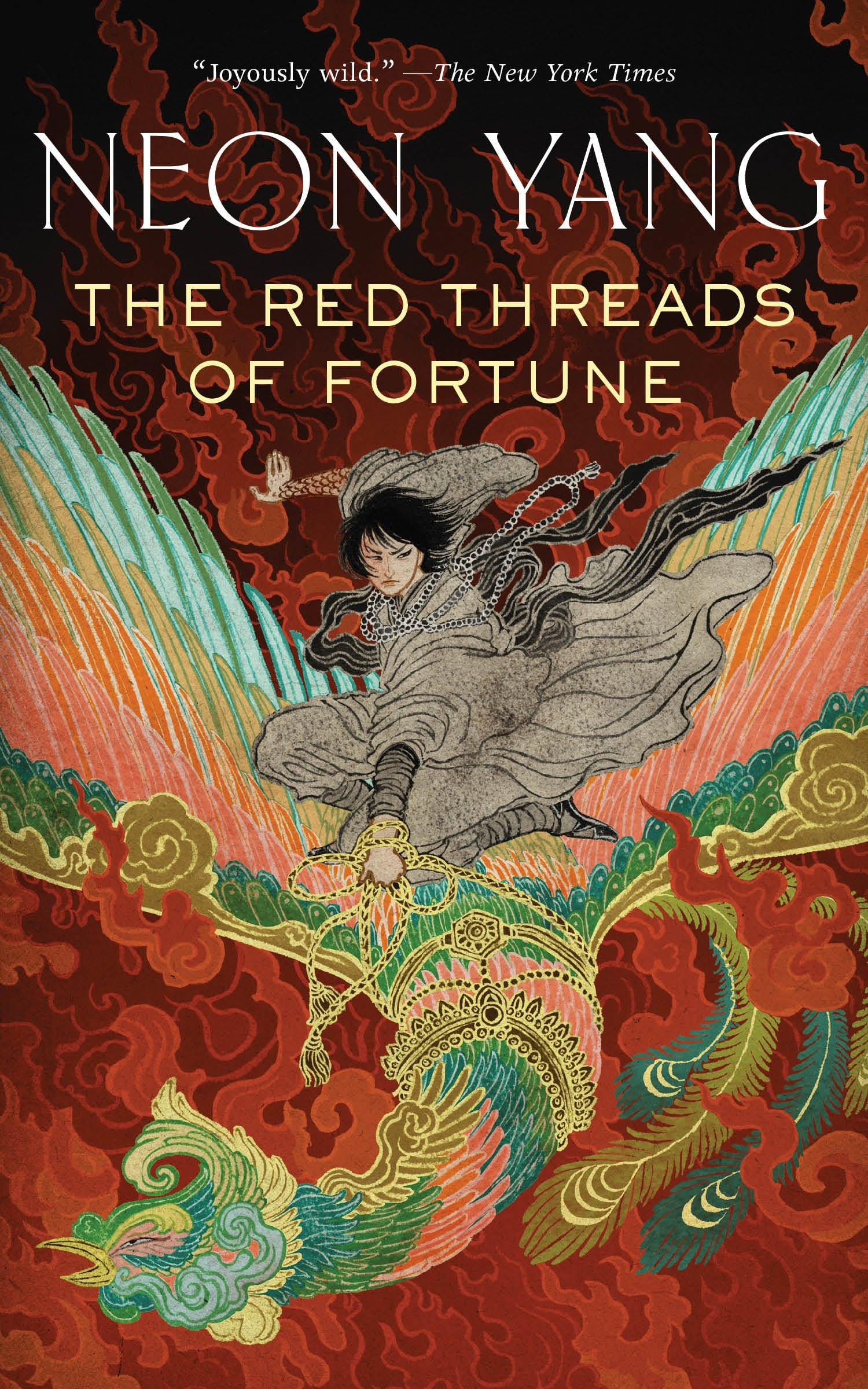 Image of The Red Threads of Fortune