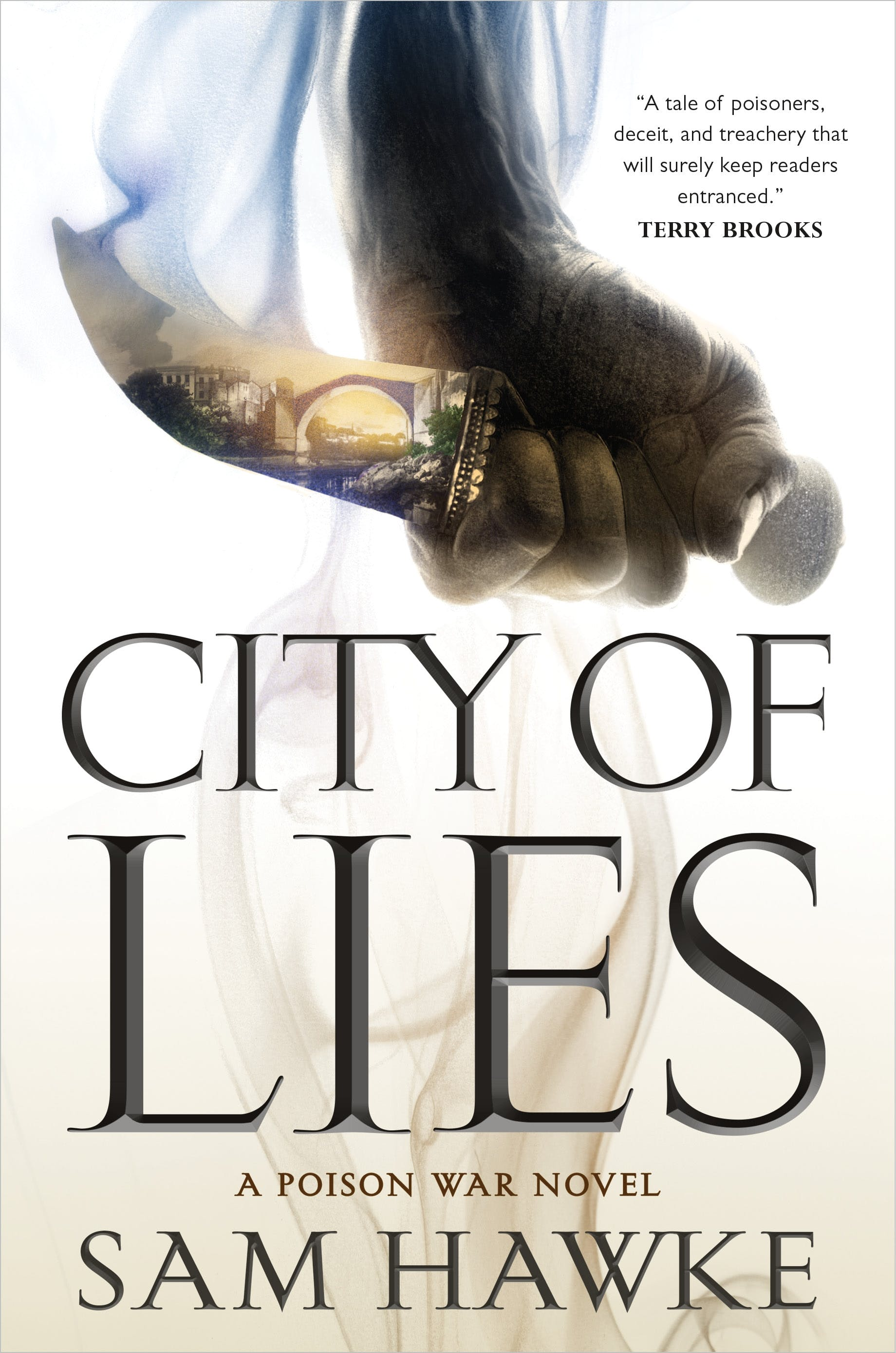 Image of City of Lies