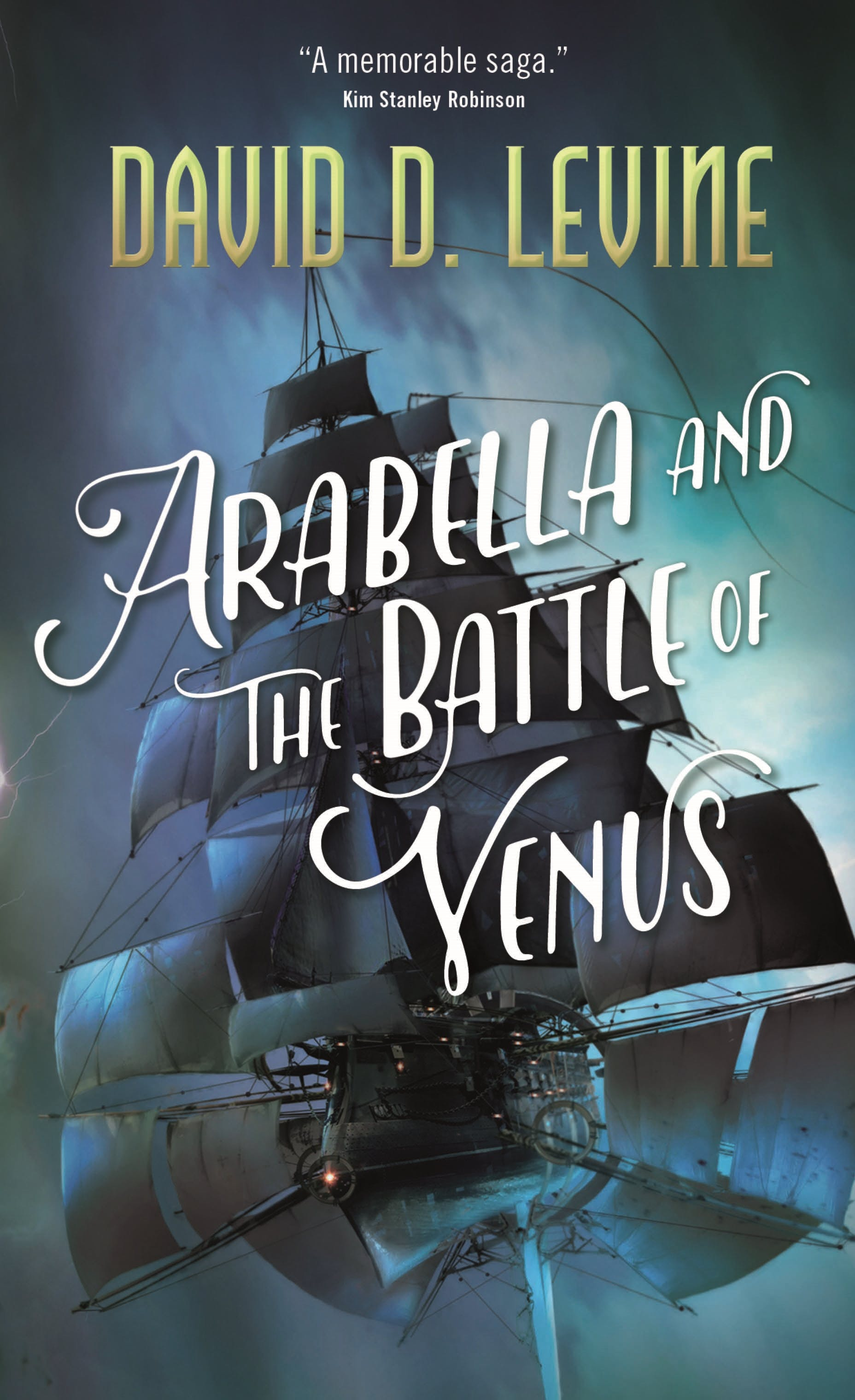 Image of Arabella and the Battle of Venus