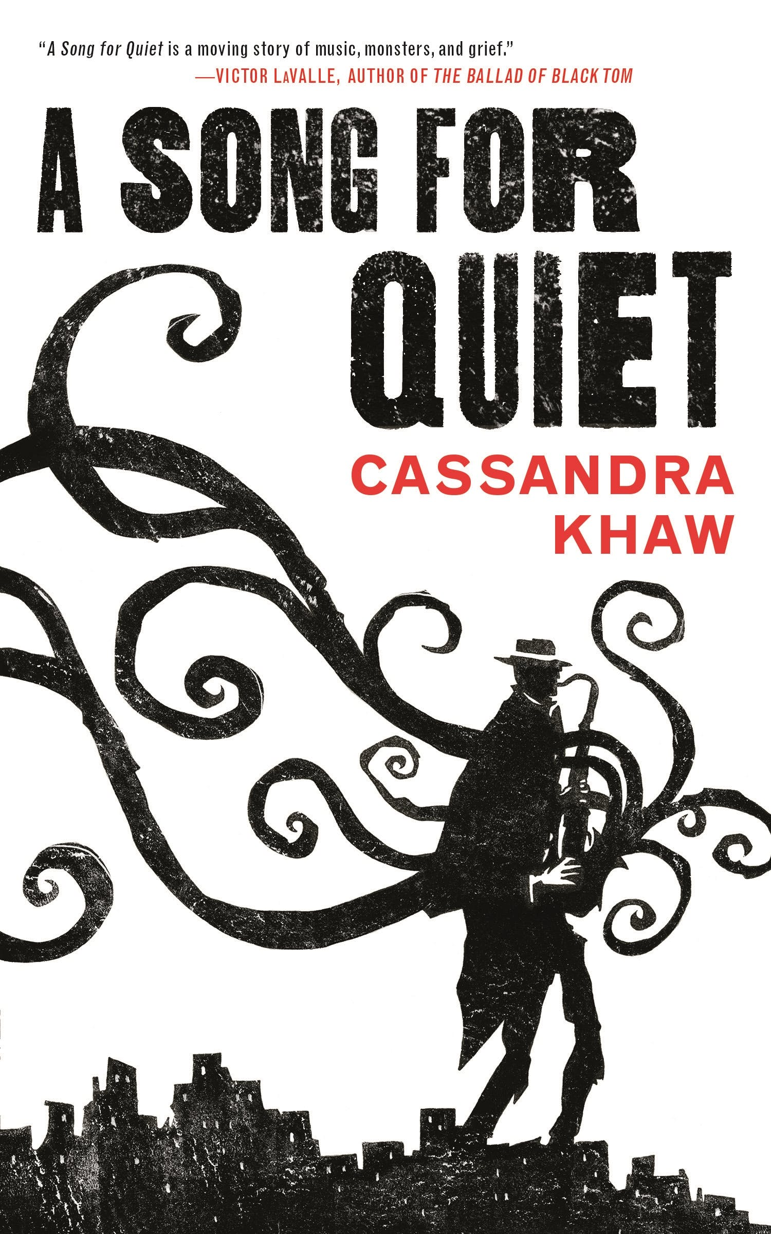 Image of A Song for Quiet