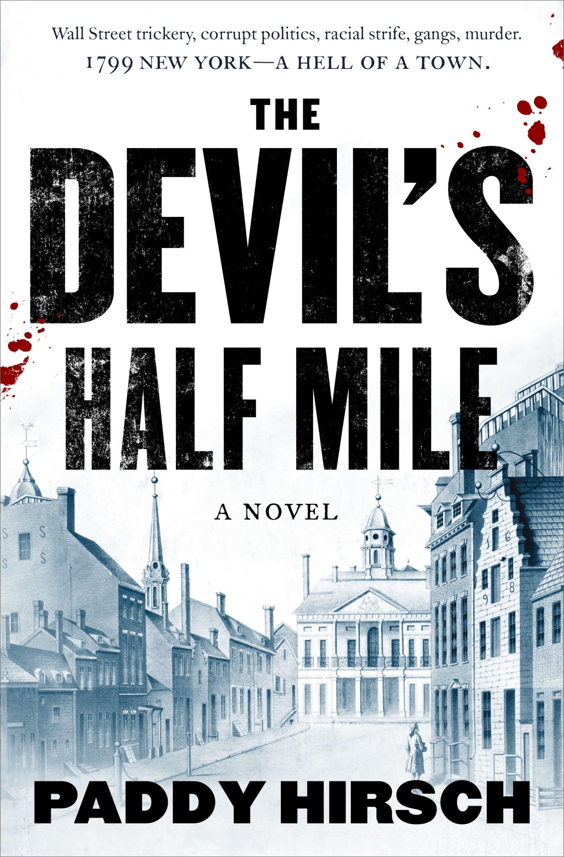 Image of The Devil's Half Mile