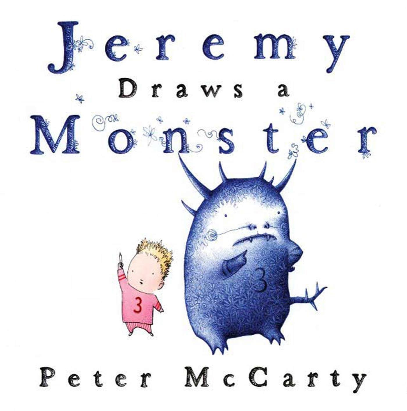 Image of Jeremy Draws a Monster