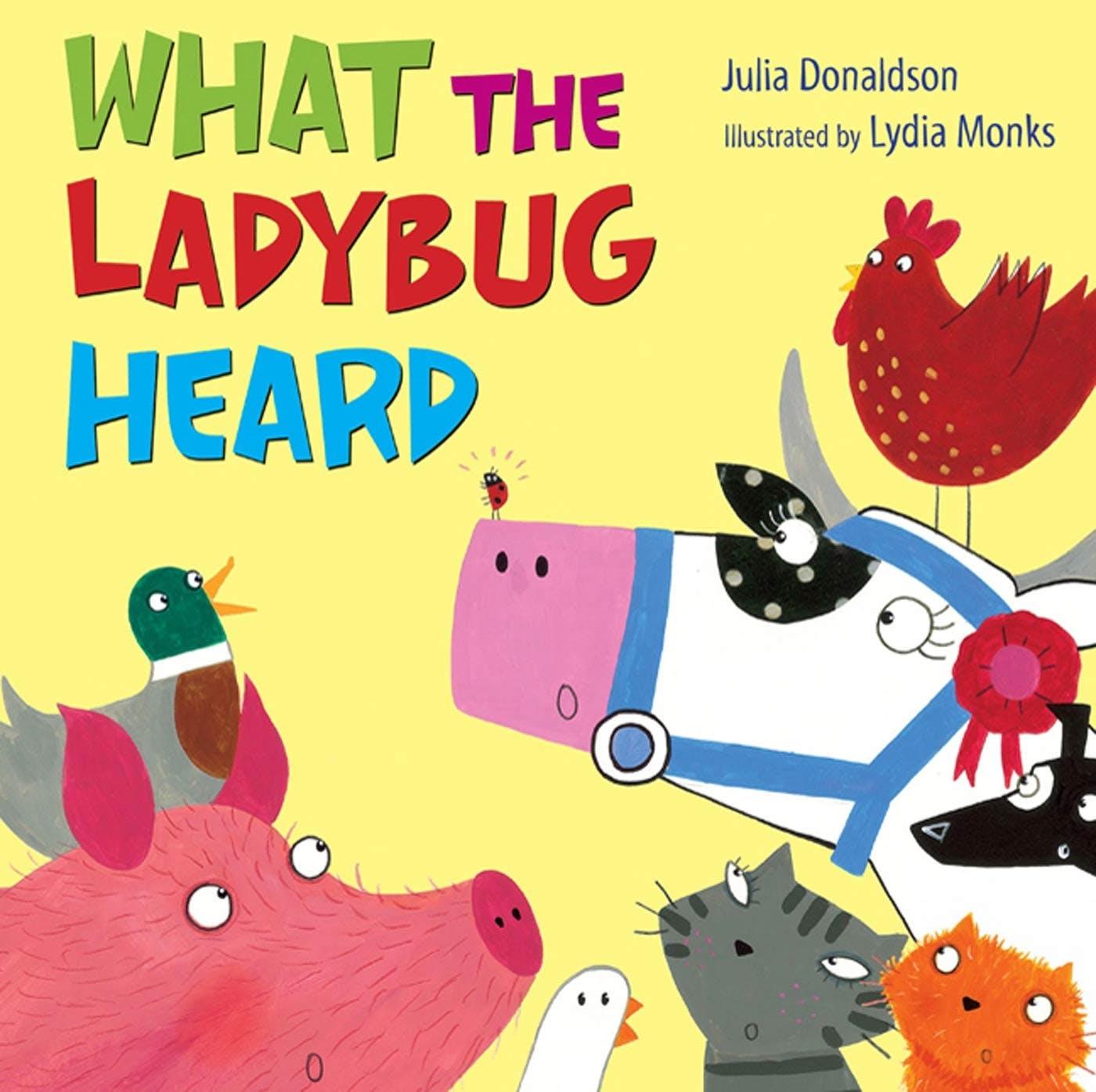 Image of What the Ladybug Heard