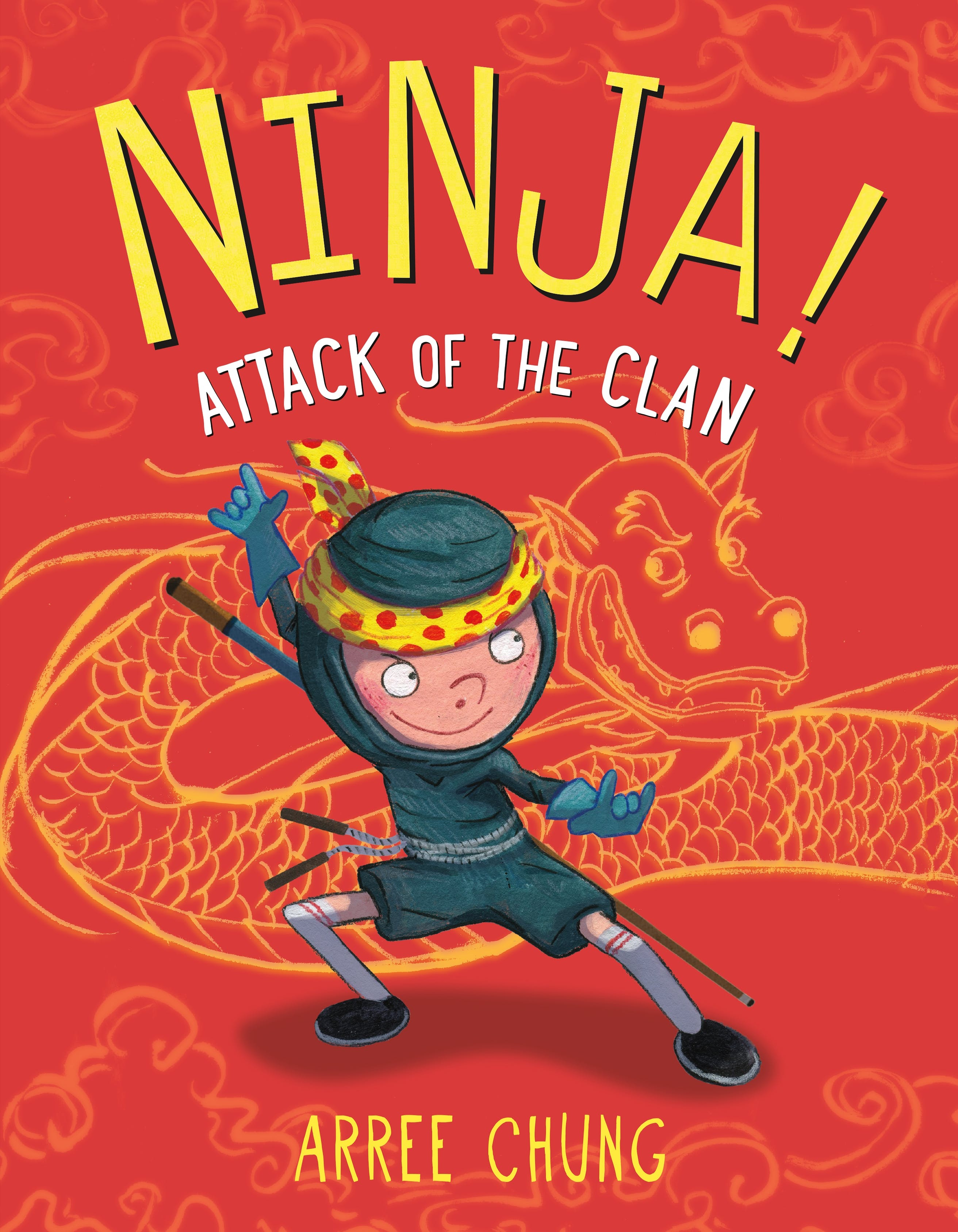 Image of Ninja! Attack of the Clan