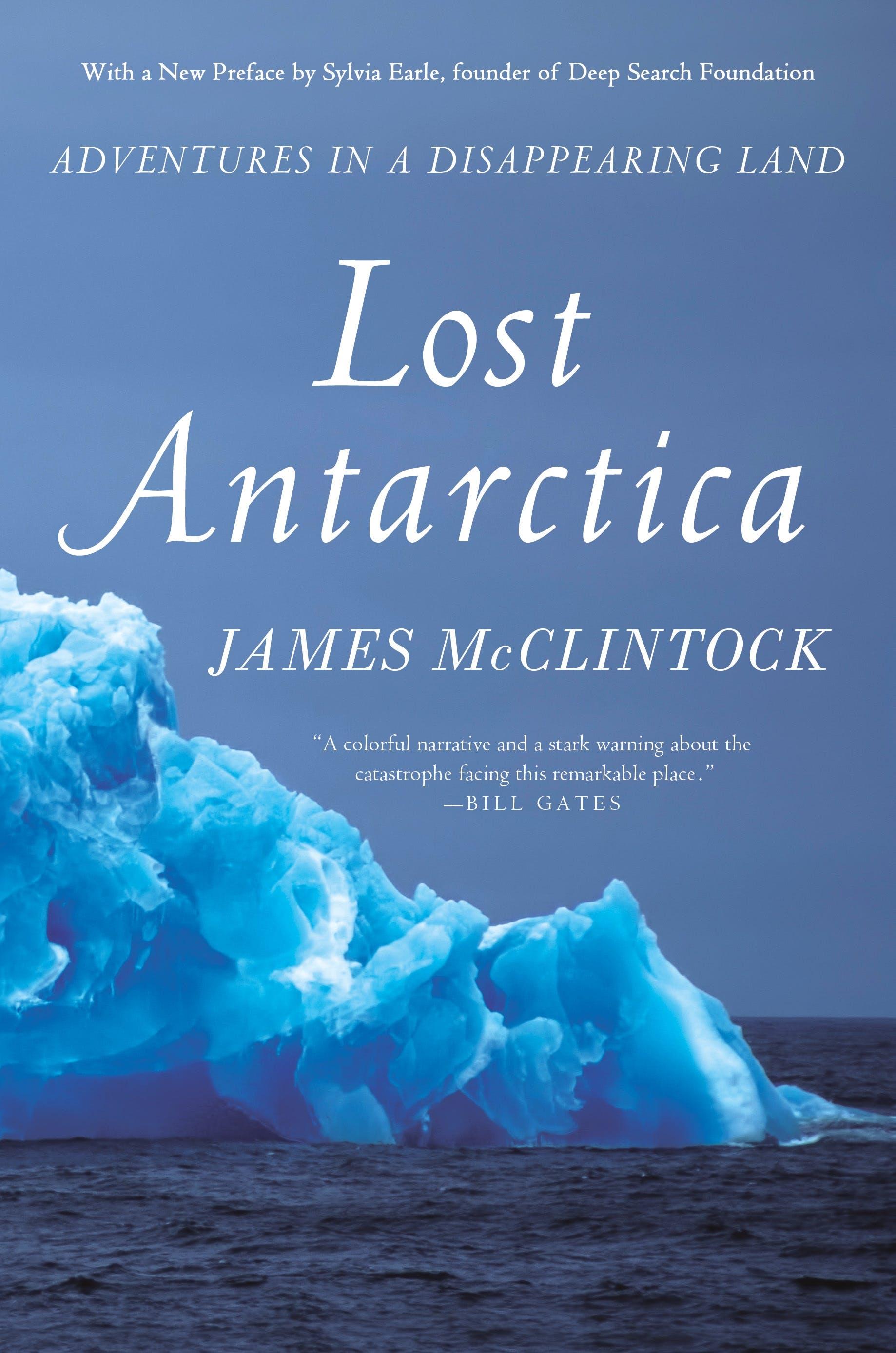 Image of Lost Antarctica