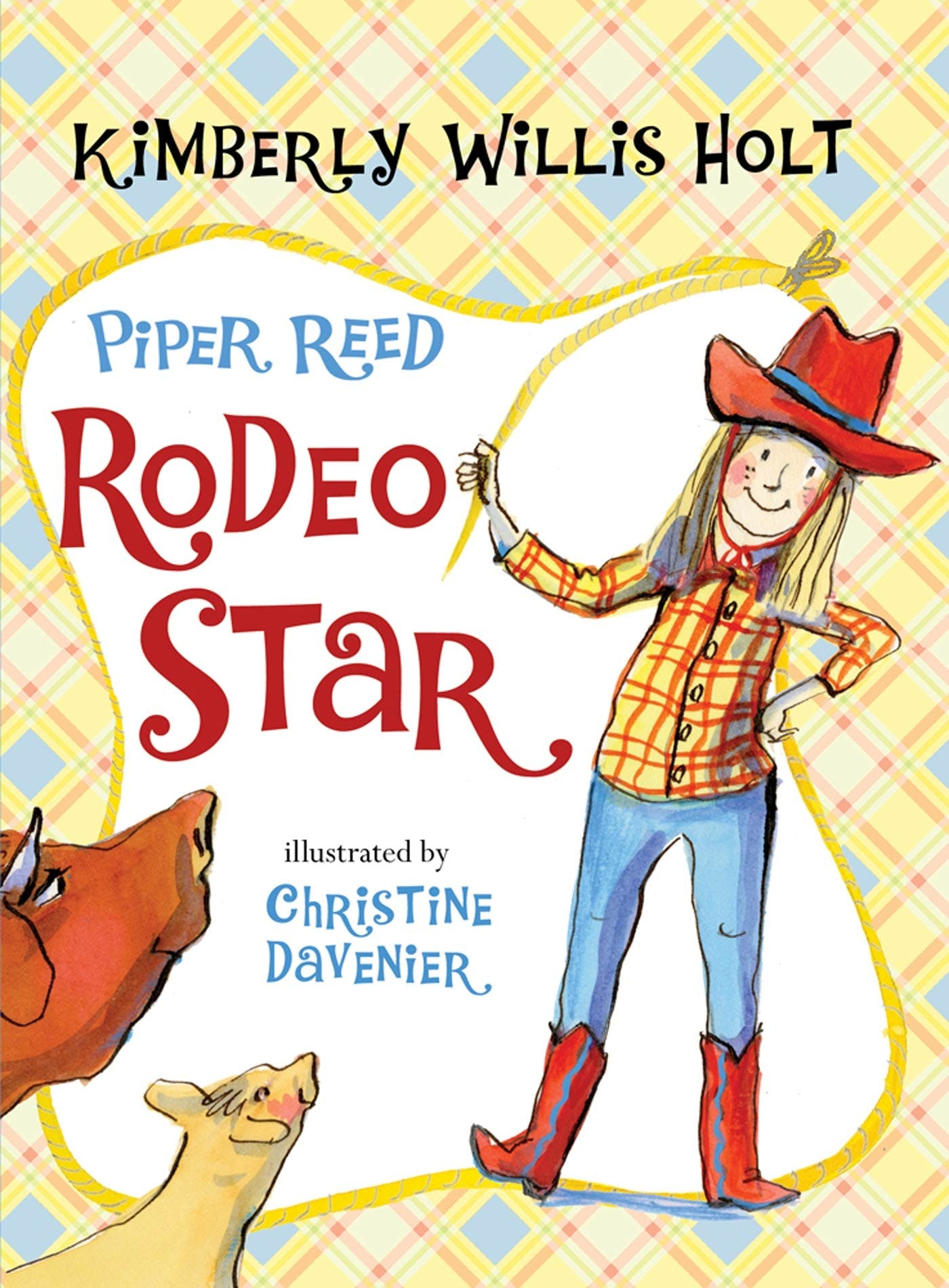 Image of Piper Reed, Rodeo Star
