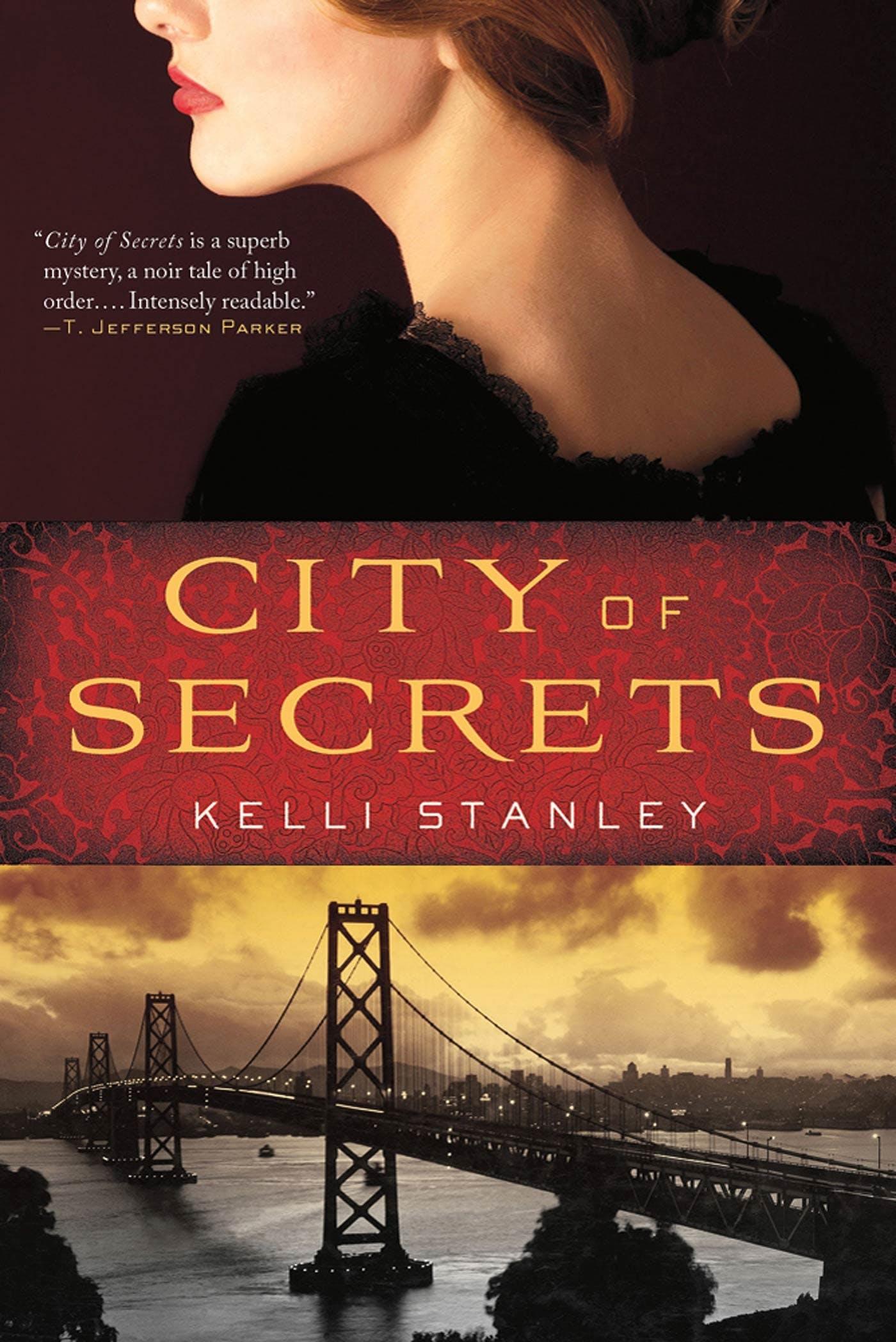 Image of City of Secrets