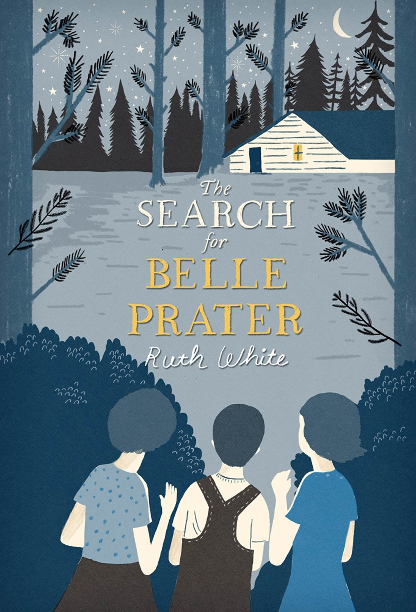 Image of The Search for Belle Prater
