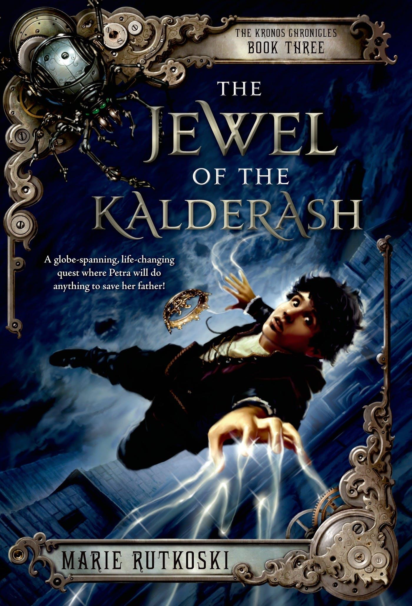 Image of The Jewel of the Kalderash