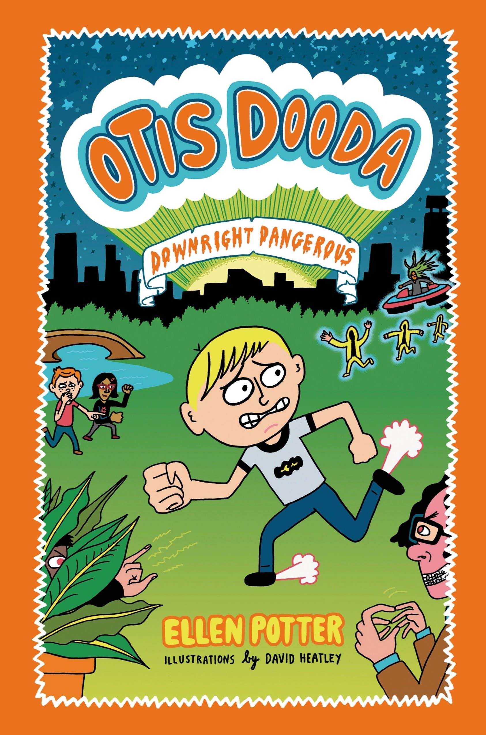 Image of Otis Dooda: Downright Dangerous