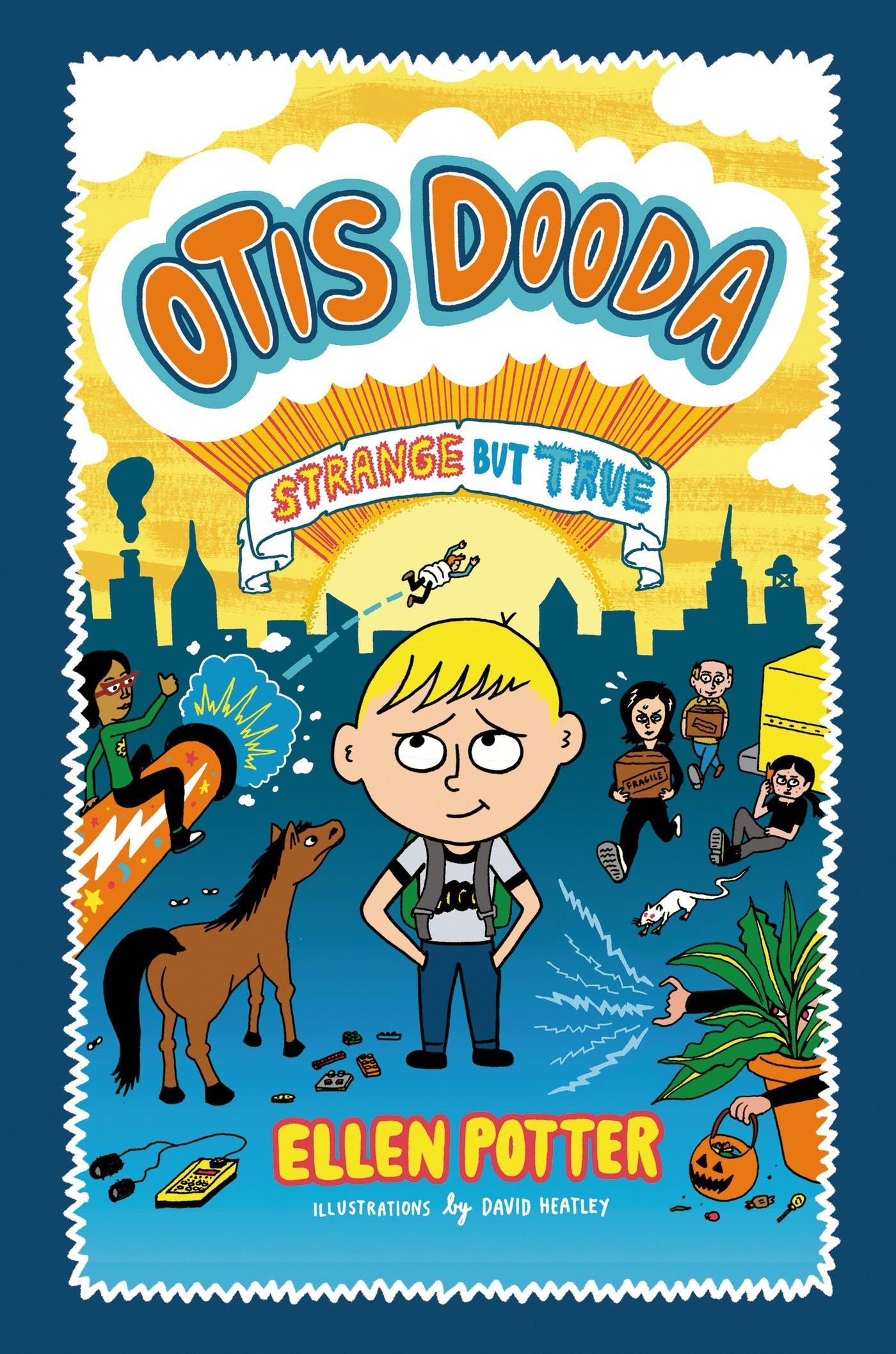 Image of Otis Dooda