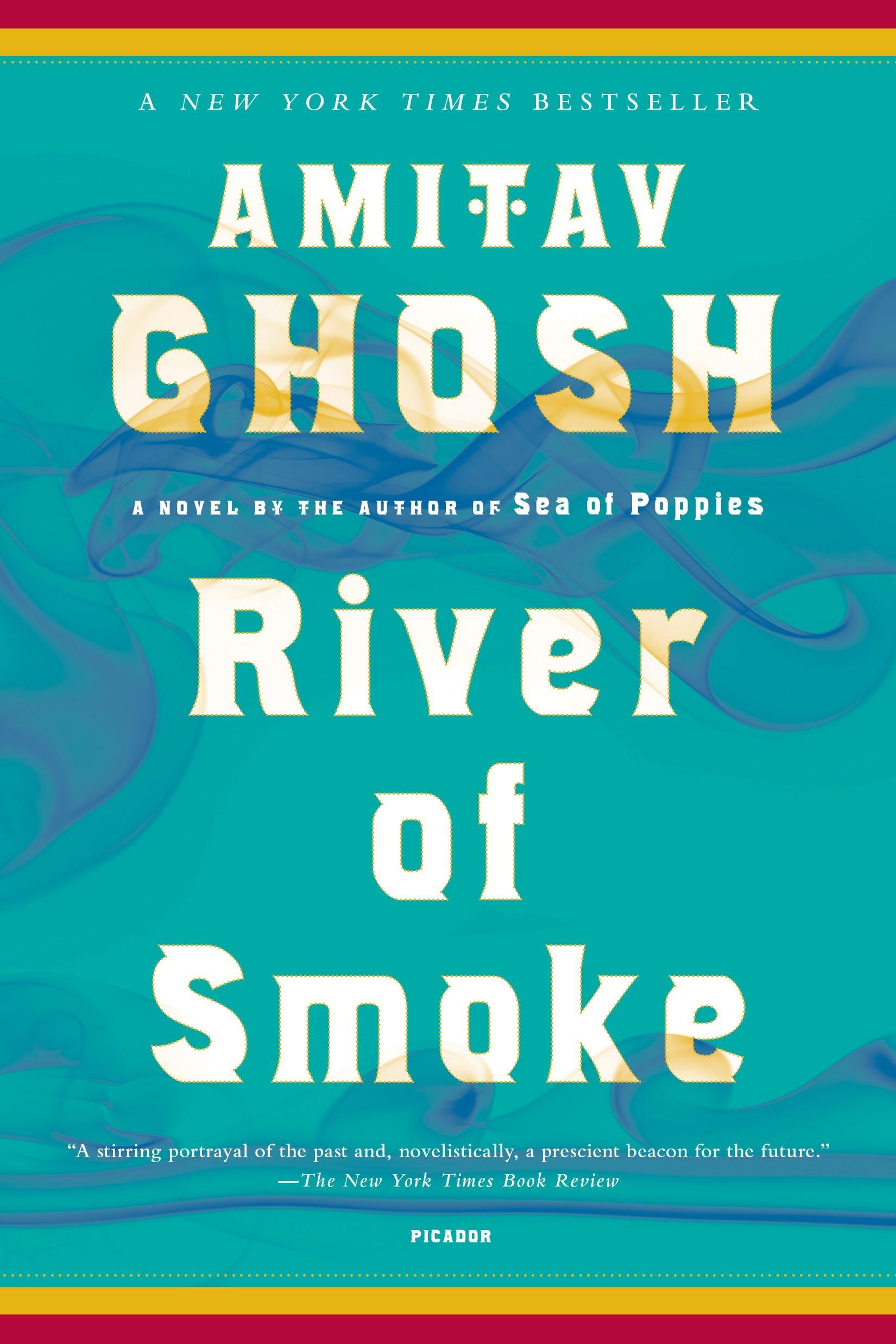 Image of River of Smoke