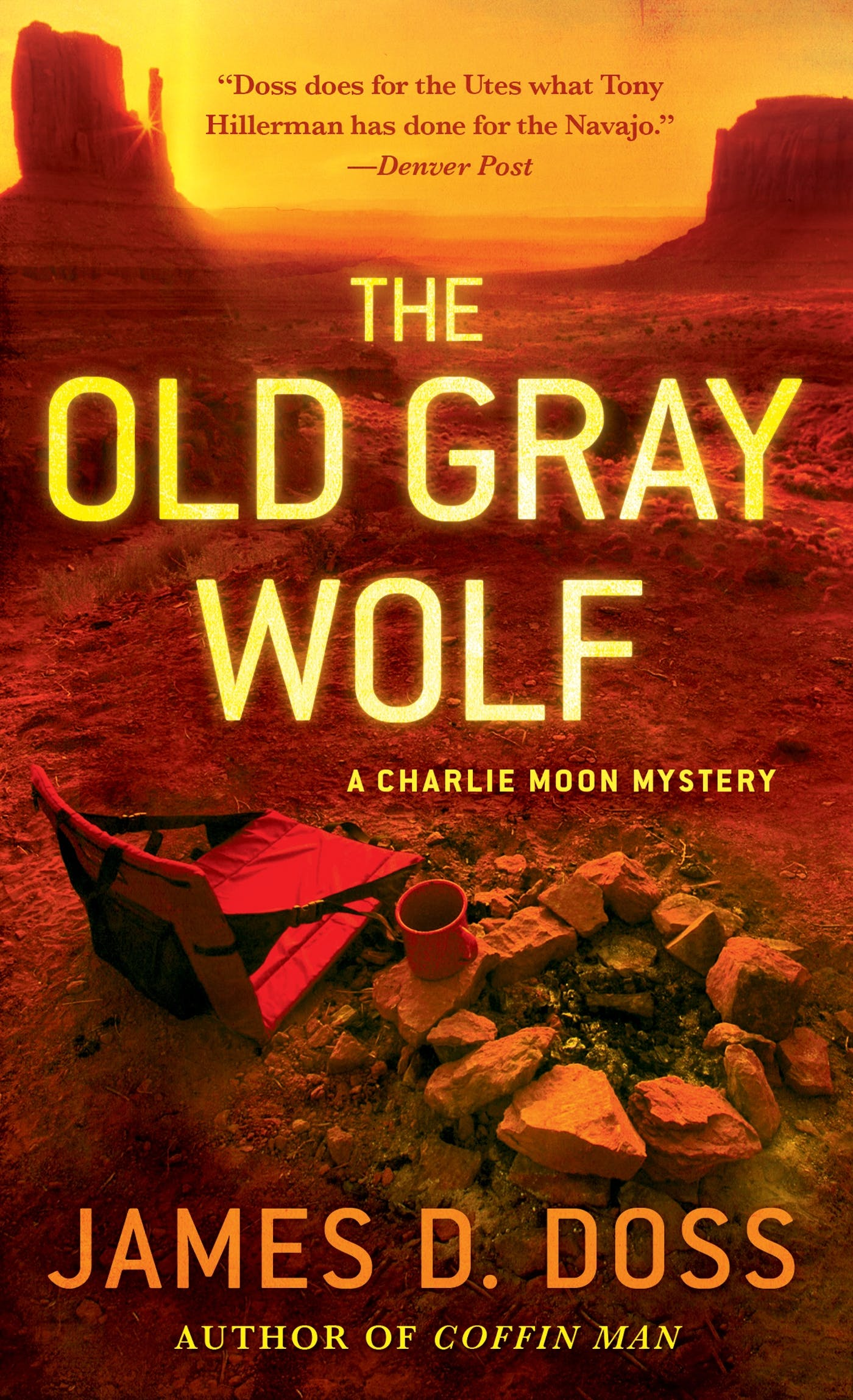 Image of The Old Gray Wolf