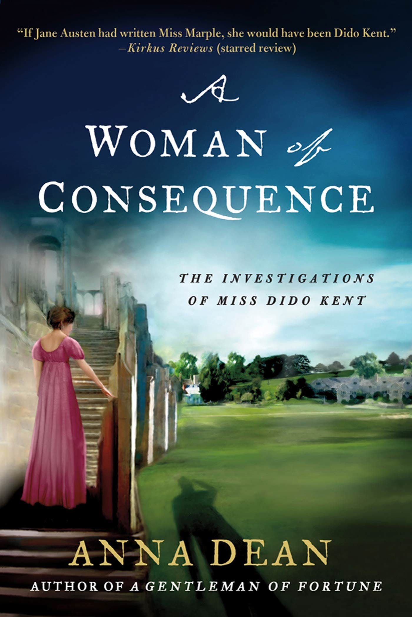 Image of A Woman of Consequence
