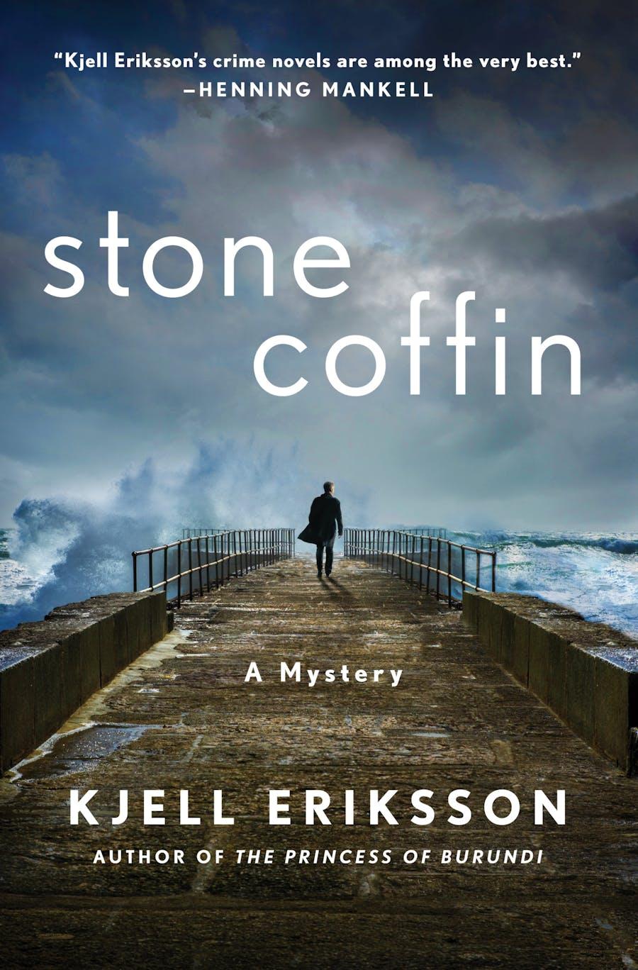 Stone Coffin by Kjell Eriksson; translated by Ebba Segerberg