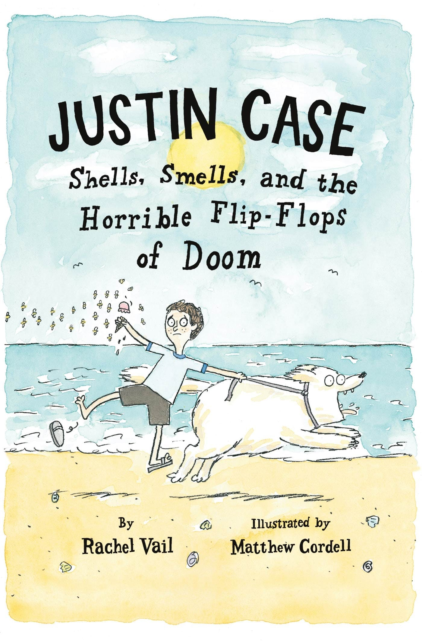 Image of Justin Case: Shells, Smells, and the Horrible Flip-Flops of Doom