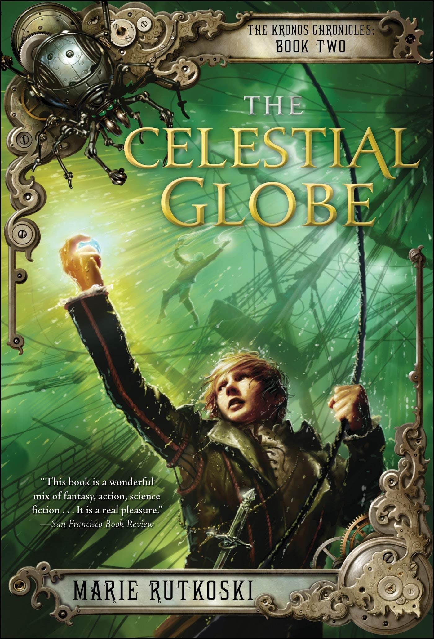 Image of The Celestial Globe
