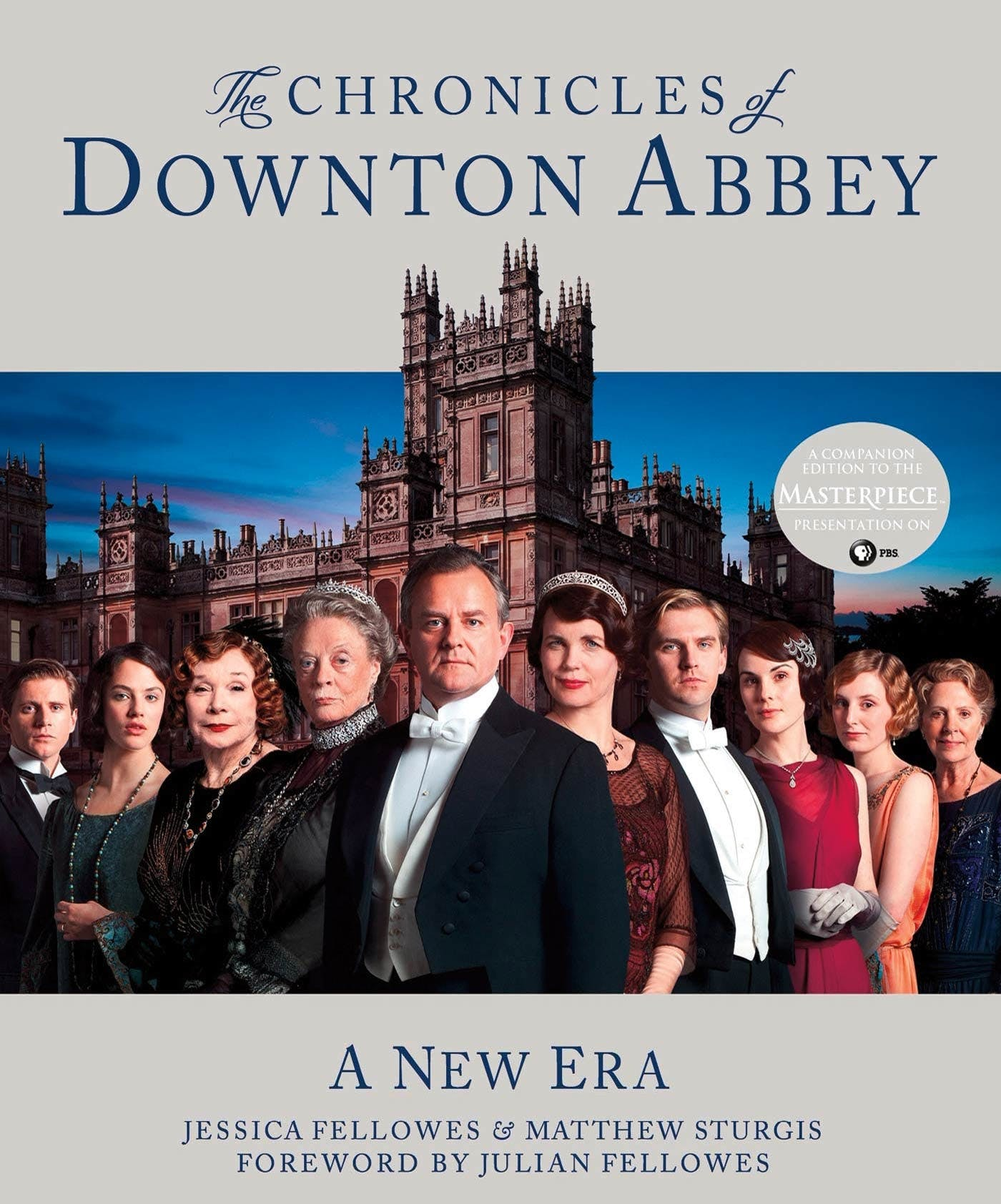 Image of The Chronicles of Downton Abbey