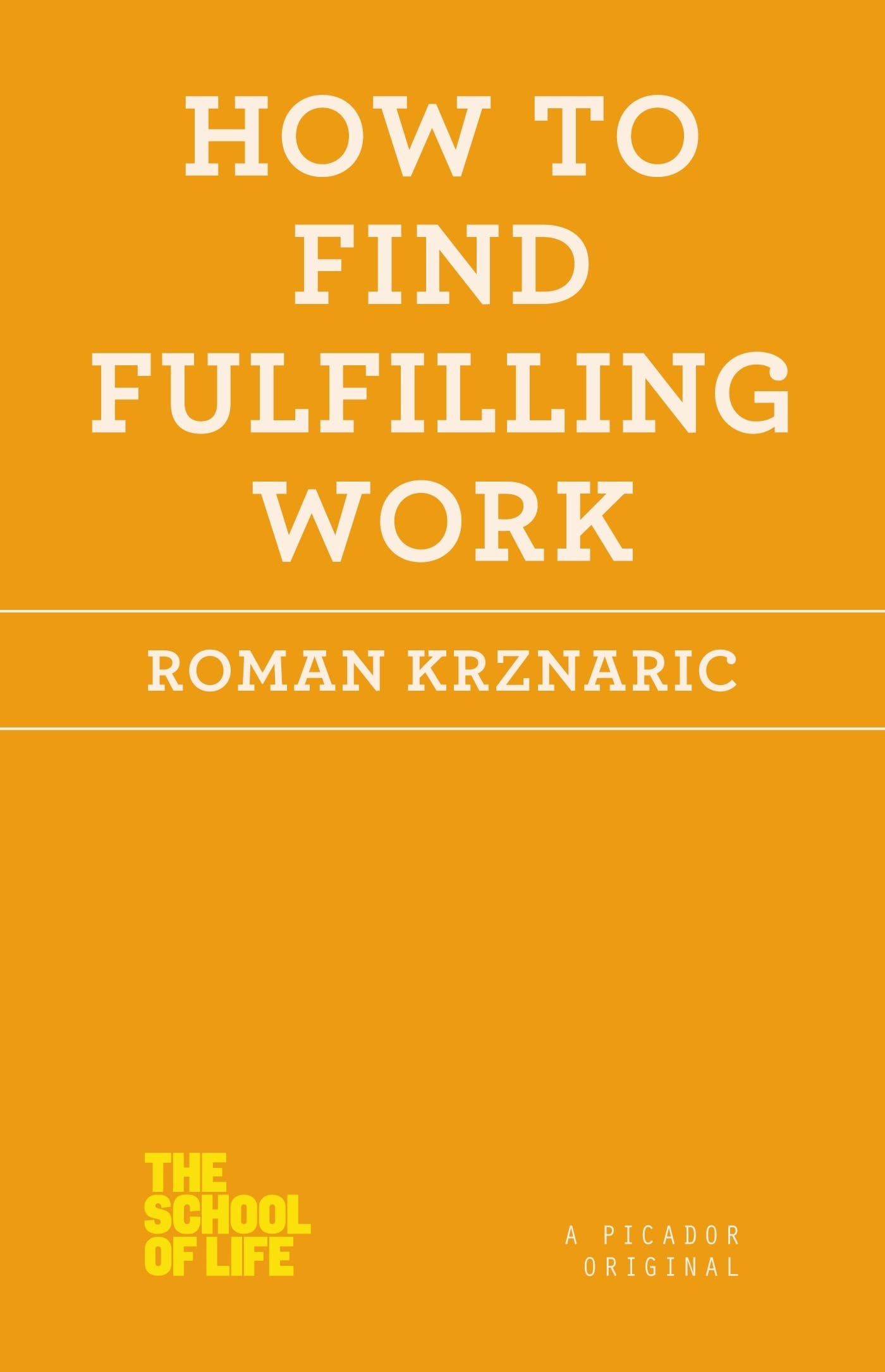 Image of How to Find Fulfilling Work