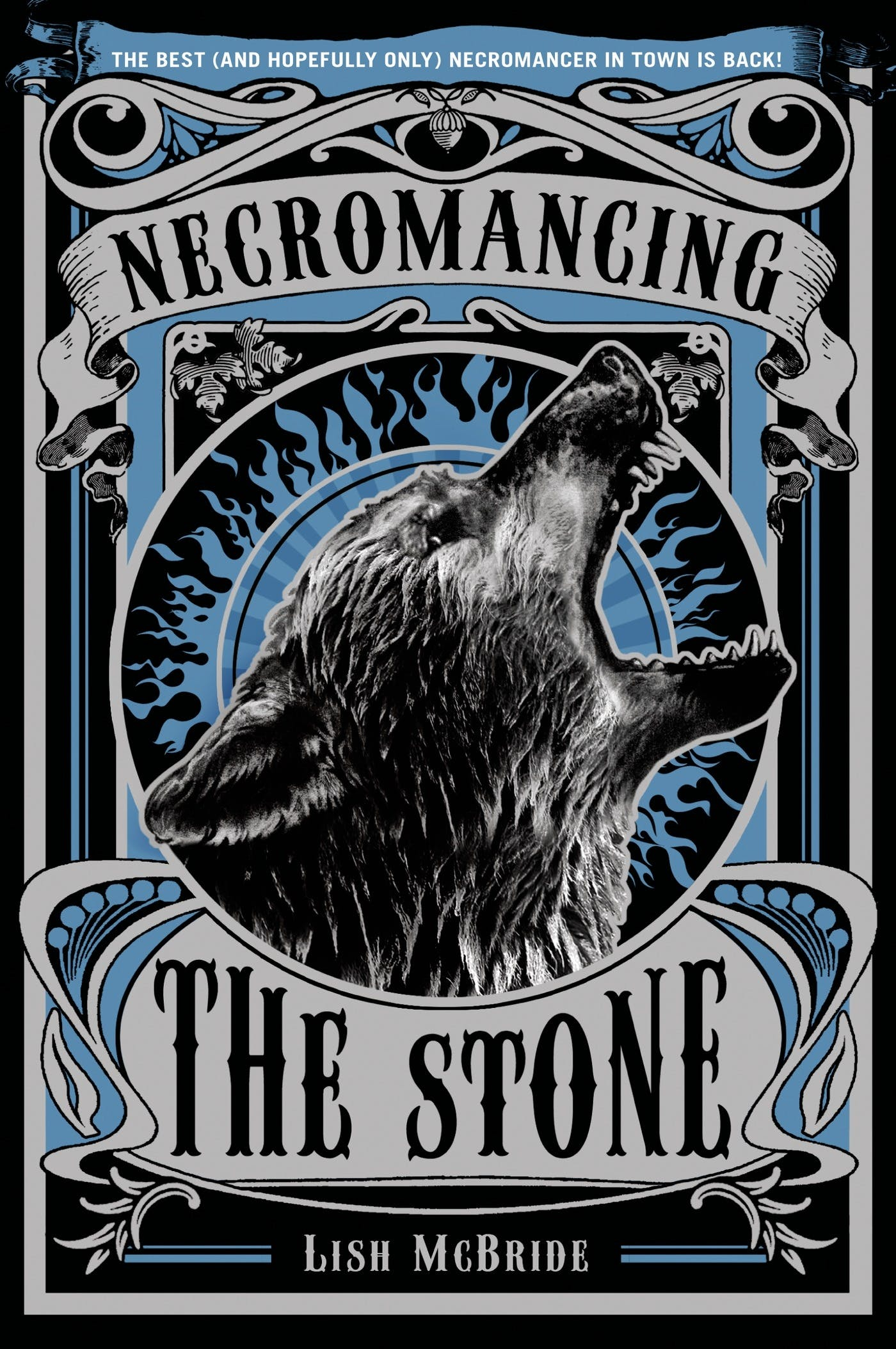 Image of Necromancing the Stone