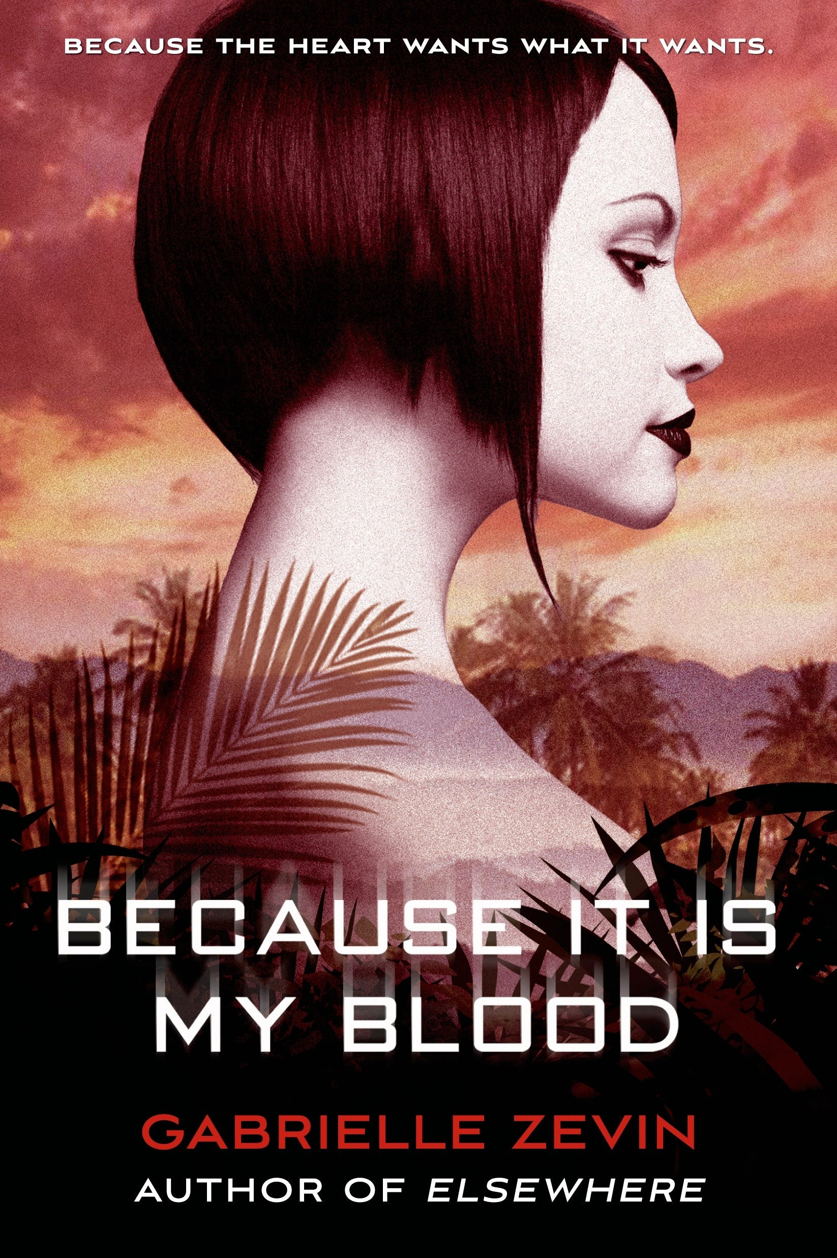 Image of Because It Is My Blood
