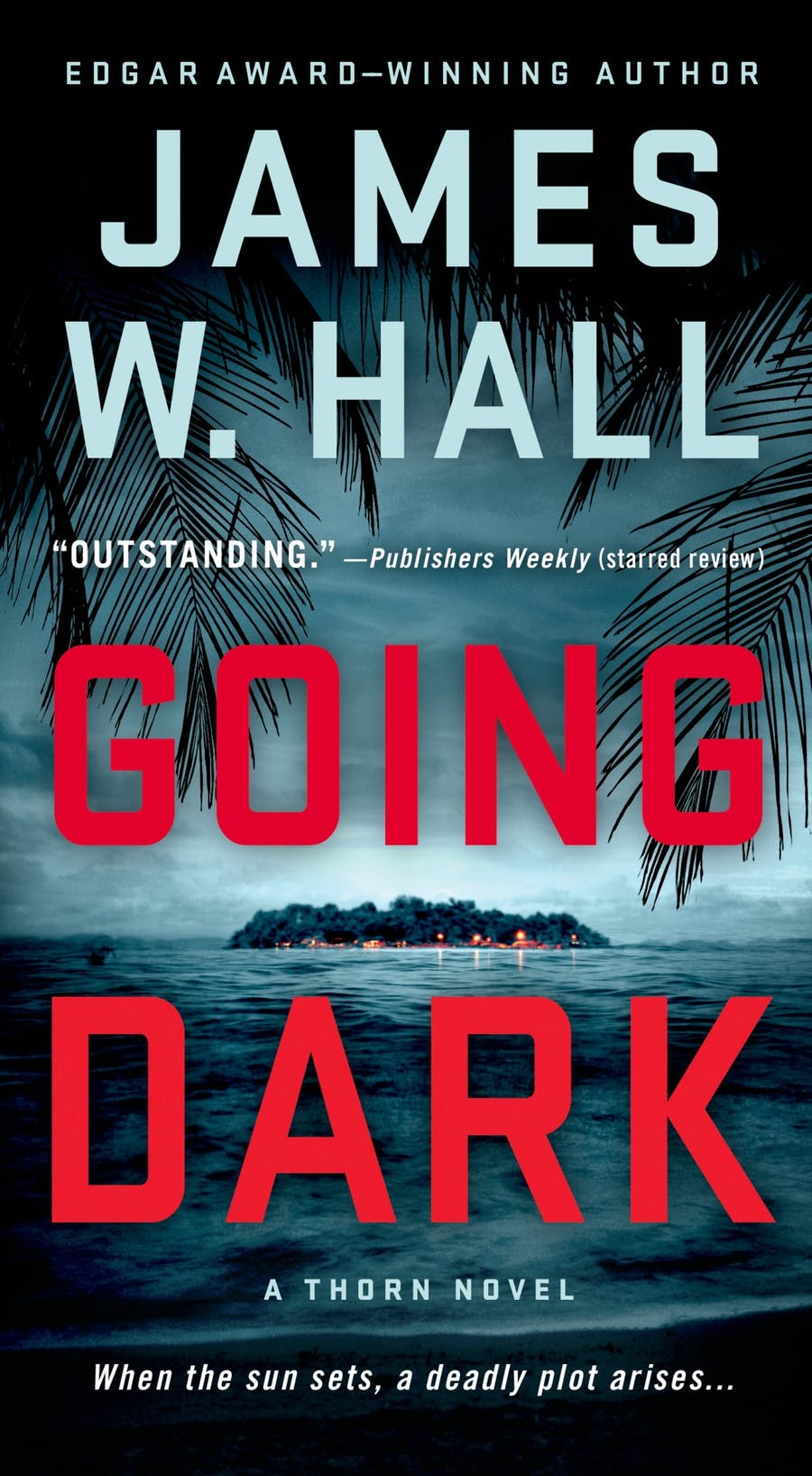 Going Dark by James W. Hall