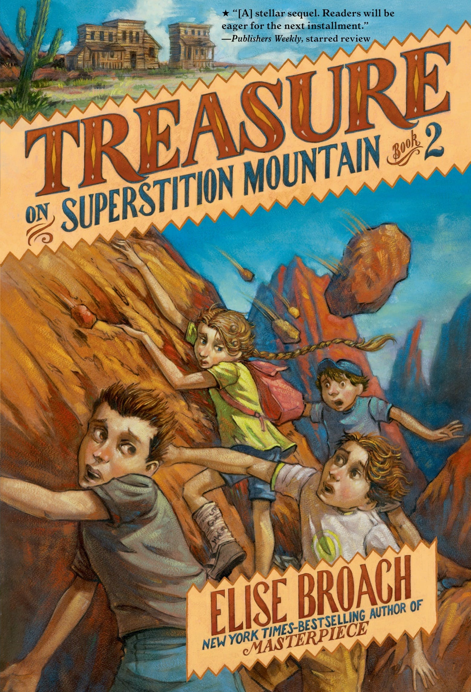 Image of Treasure on Superstition Mountain