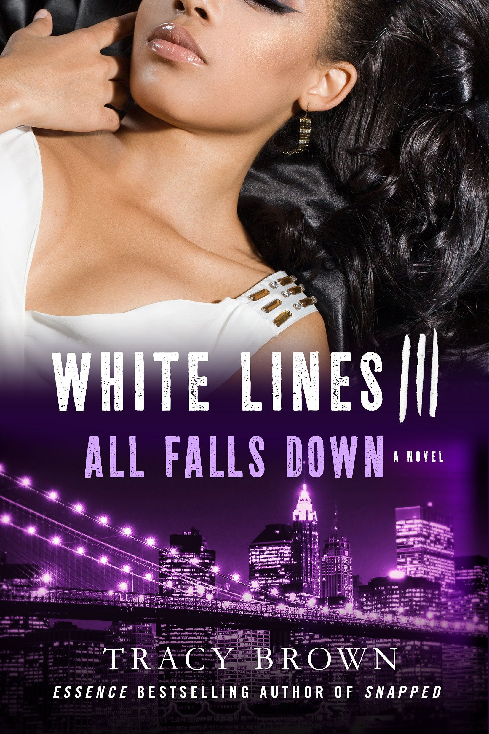 Image of White Lines III: All Falls Down