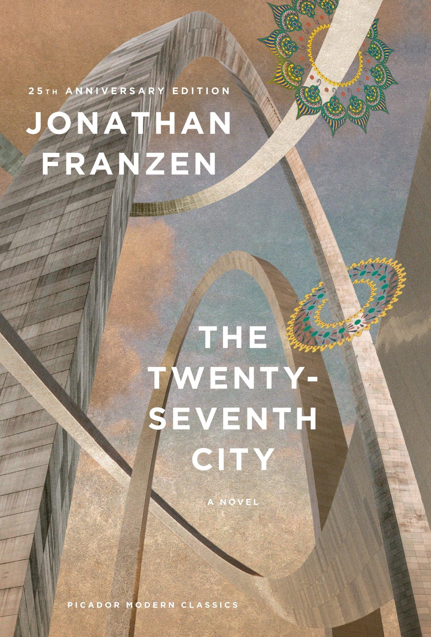 Image of The Twenty-Seventh City