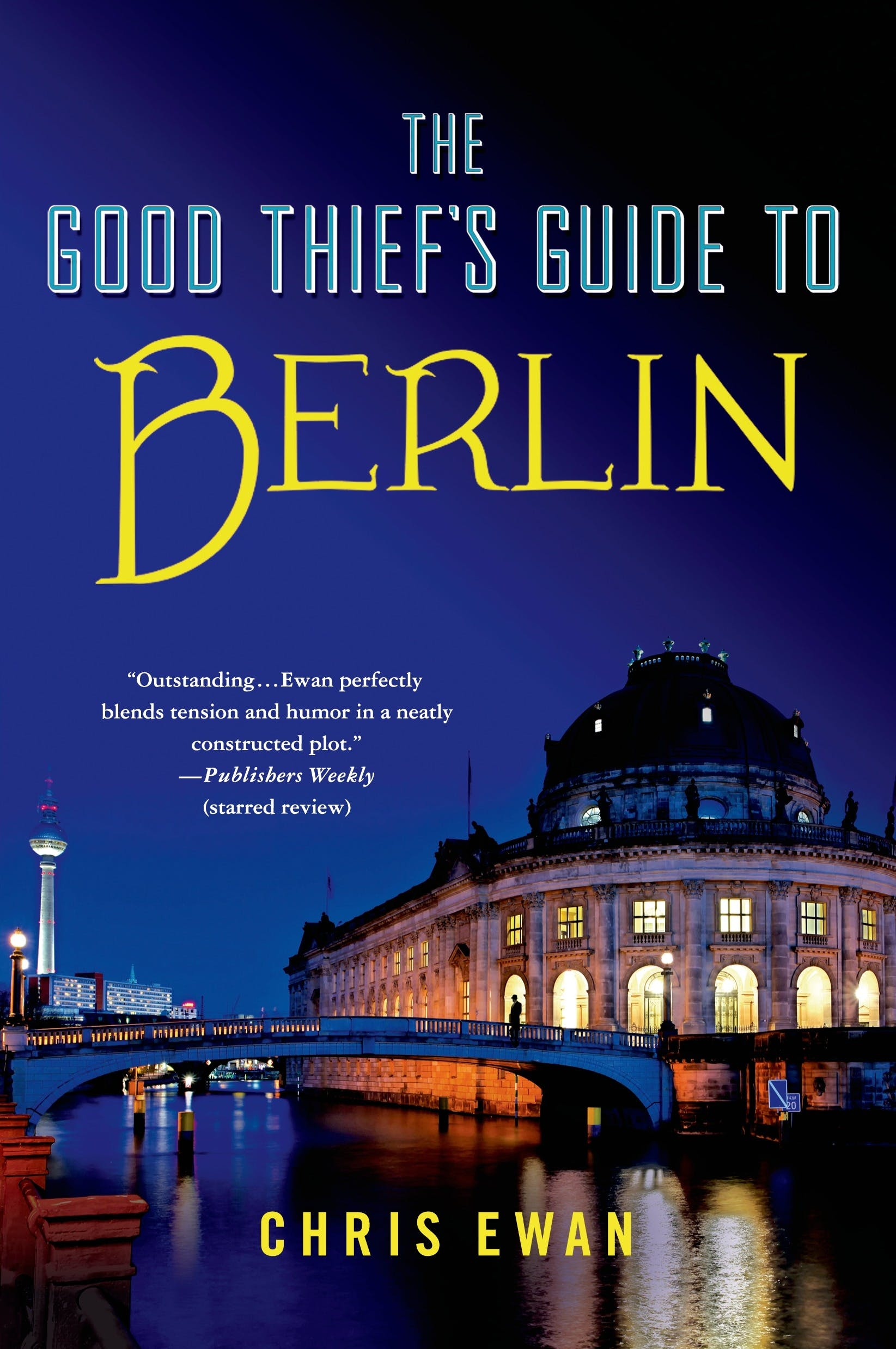 Image of The Good Thief's Guide to Berlin