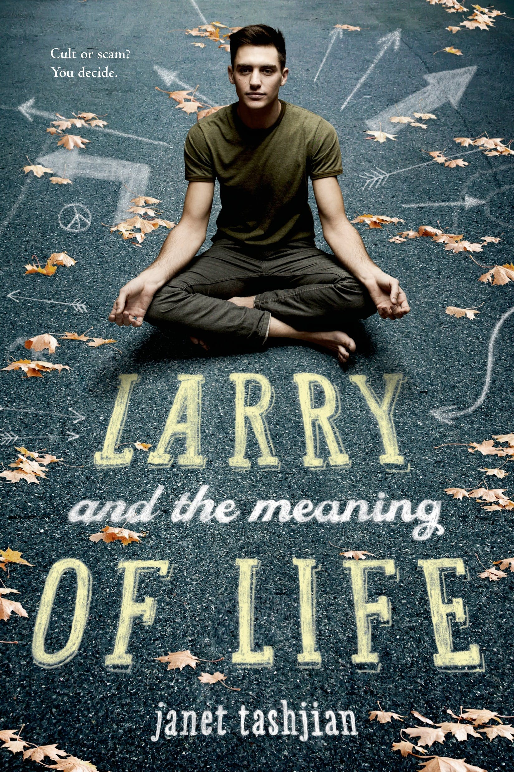 Image of Larry and the Meaning of Life