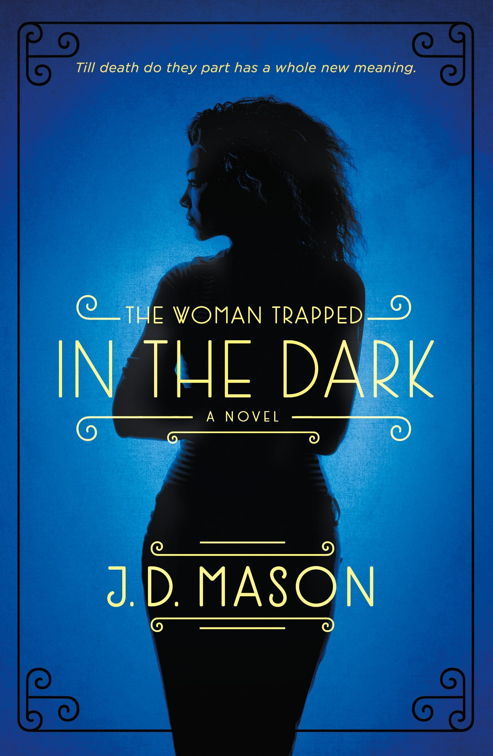 Image of The Woman Trapped in the Dark
