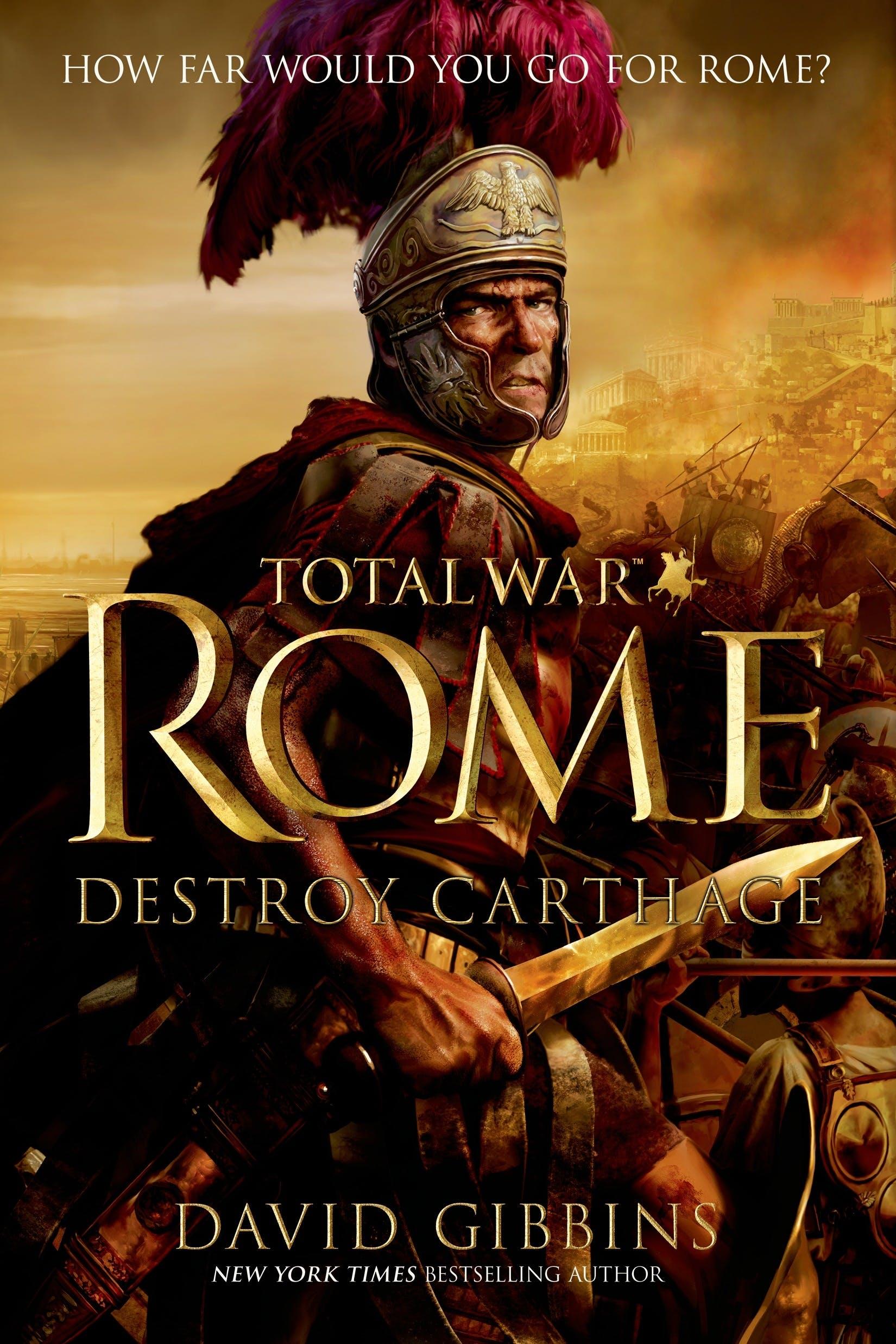 Image of Total War Rome: Destroy Carthage