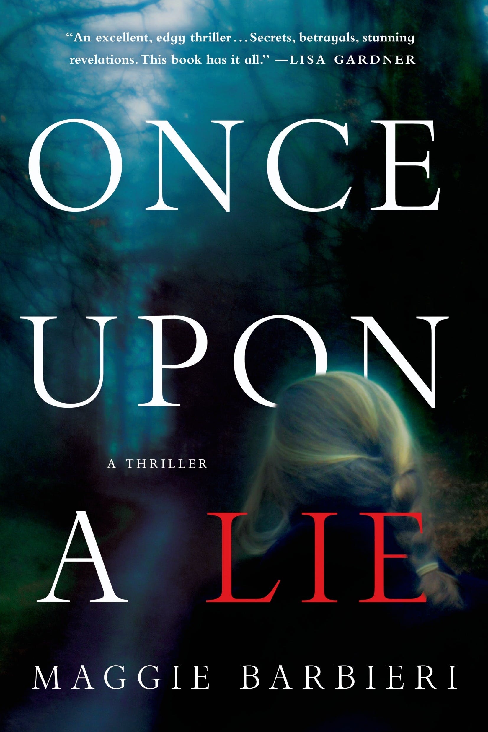 Image of Once Upon a Lie