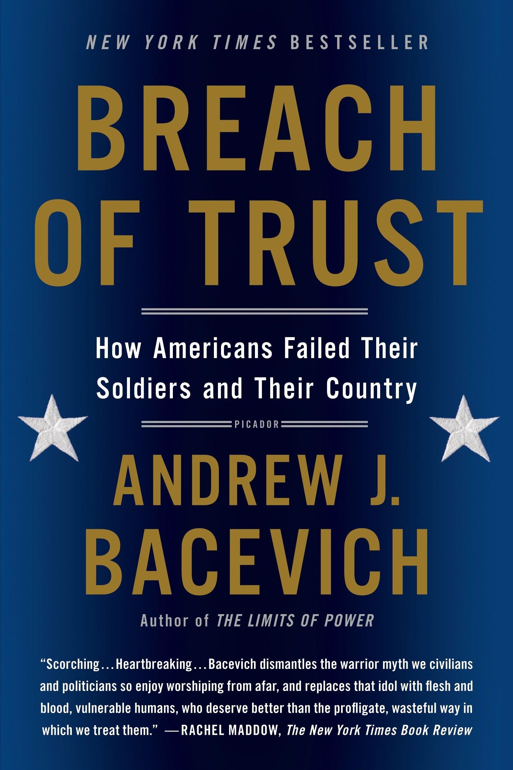 Image of Breach of Trust