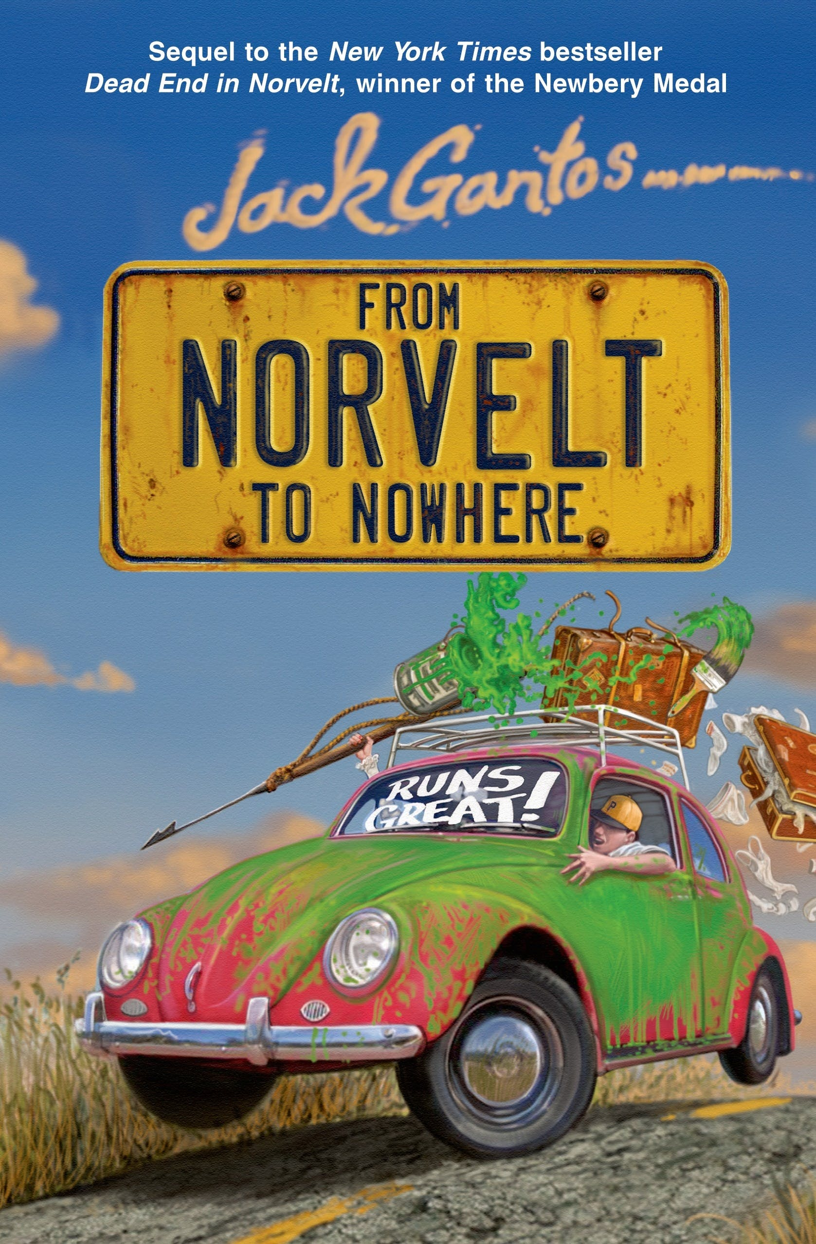 Image of From Norvelt to Nowhere