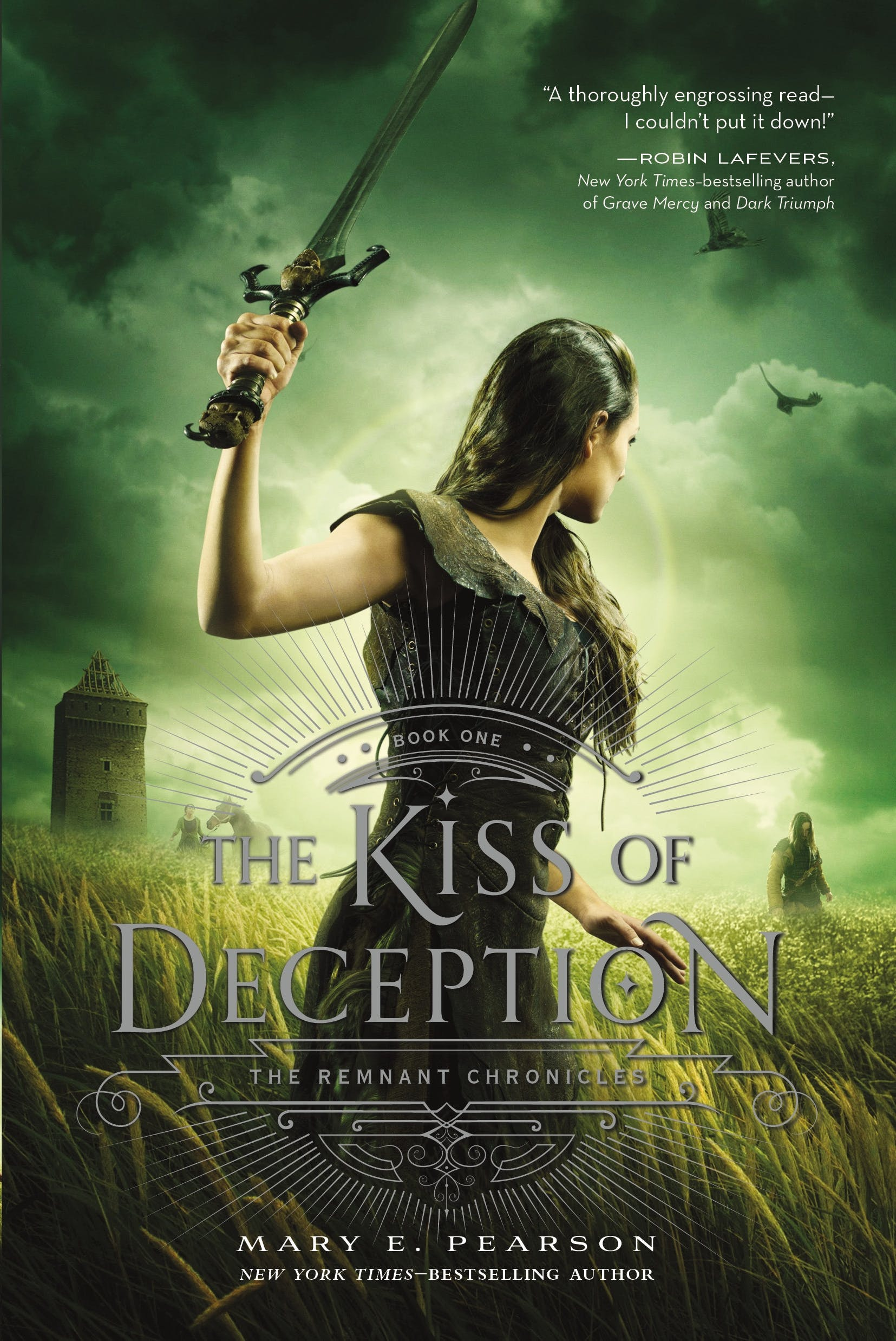 Image of The Kiss of Deception